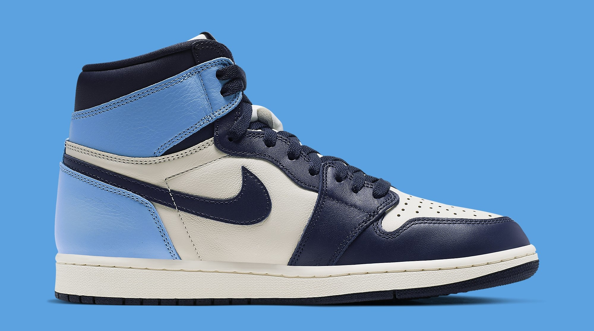 nike air jordan 1 obsidian university blue