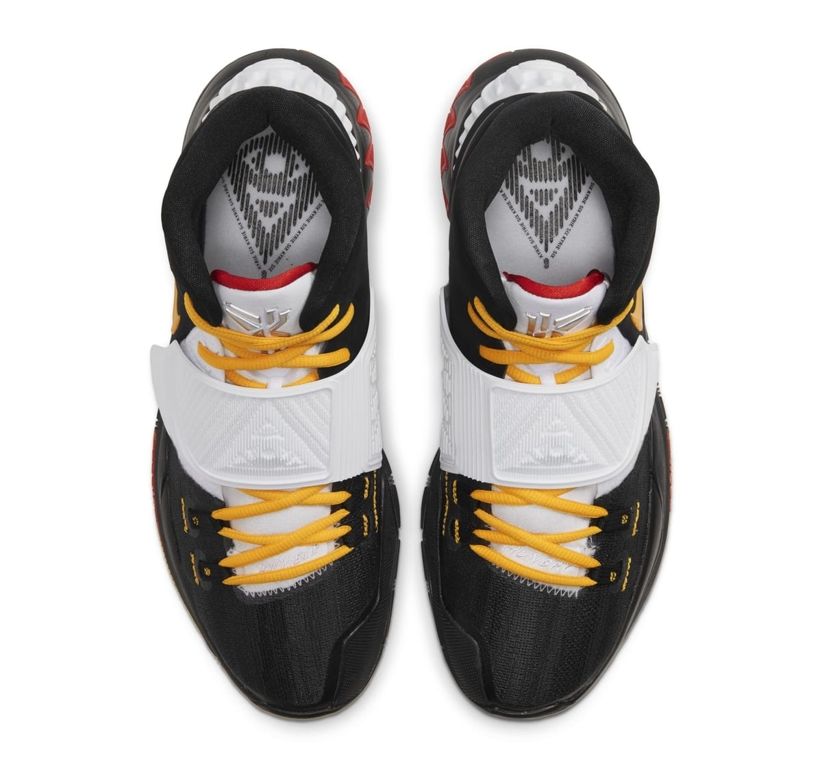 Nike Kyrie 6 Black Bruce Lee Mamba Release Date Top