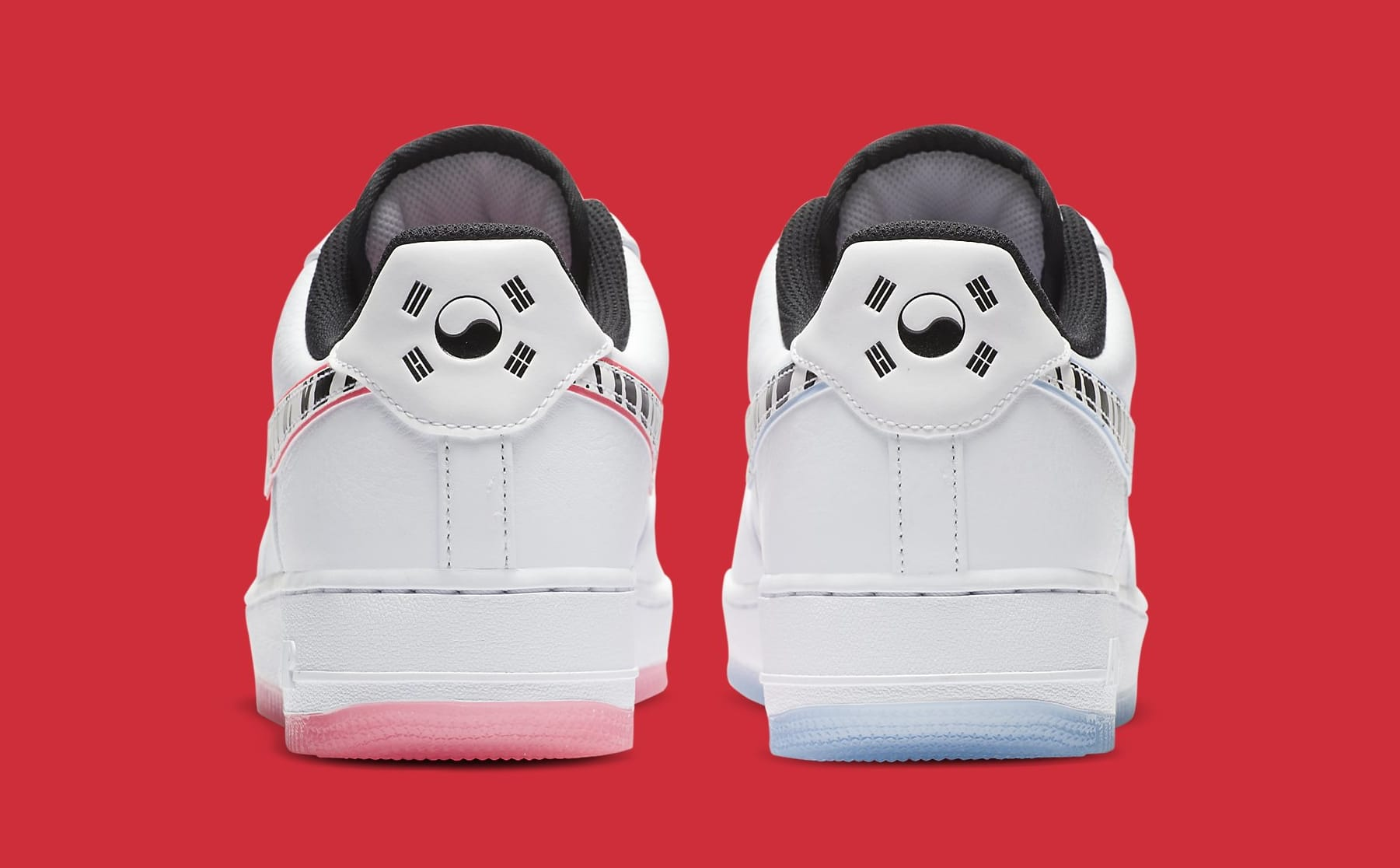 "Nike Air Force 1 Low ""South Korea"" Coming Soon: Photos"