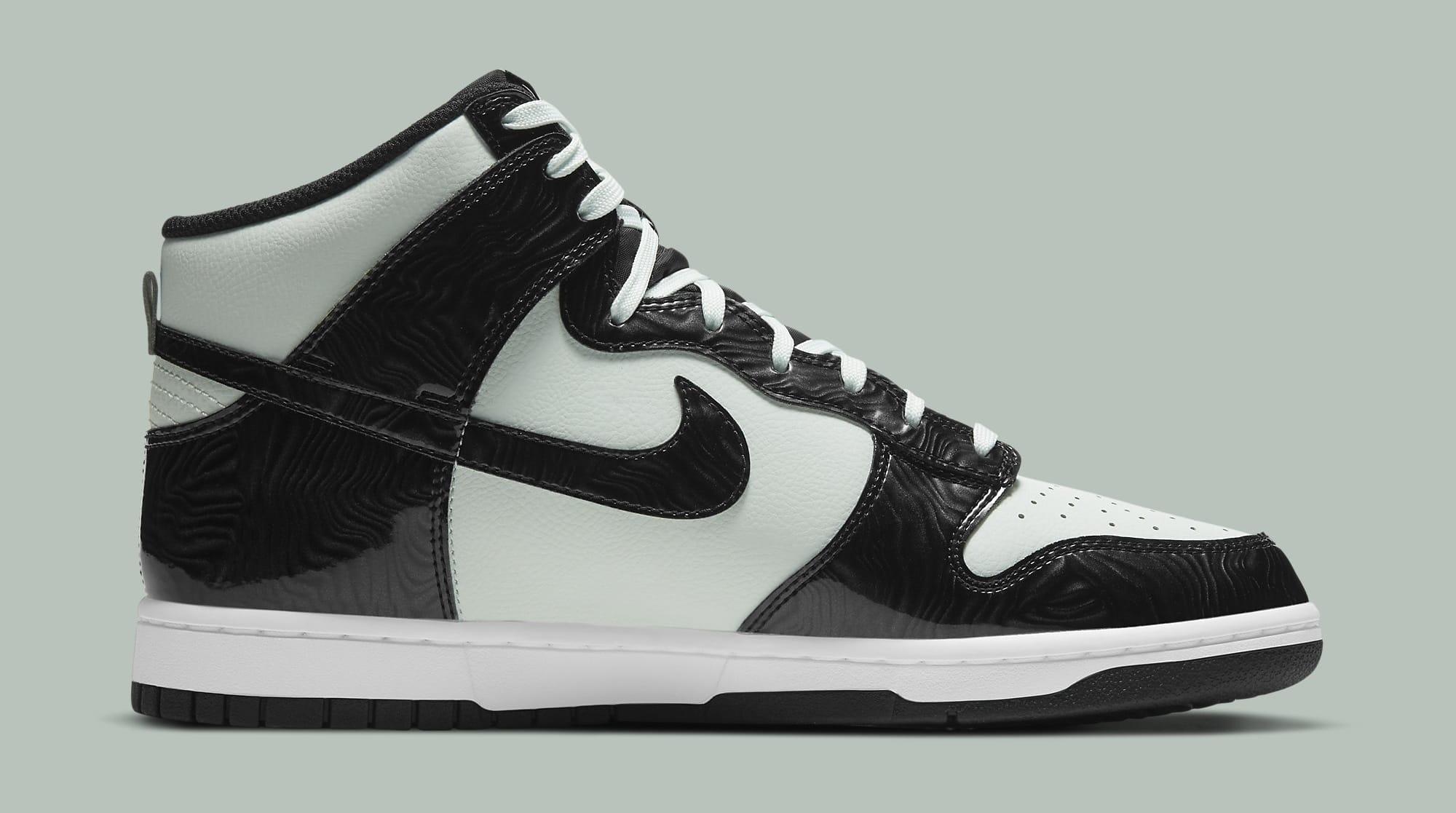 Nike Dunk High 'Barely Green' DD1398-300 Medial