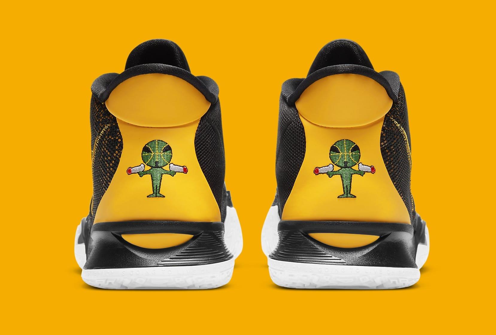 Nike Kyrie 7 'Rayguns' CQ9326-003 Heel