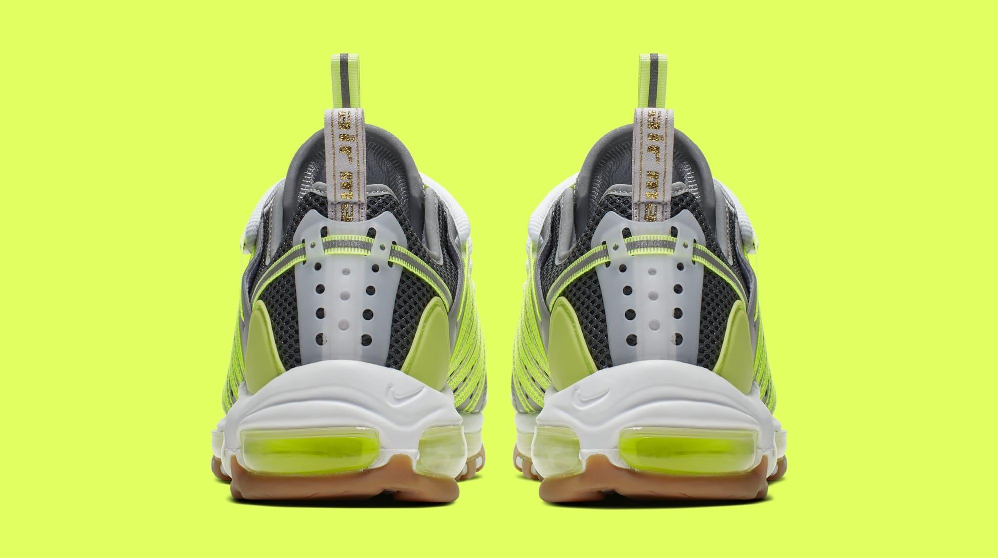 CLOT x Nike Air Max 97/Haven AO2134-700 (Heel)