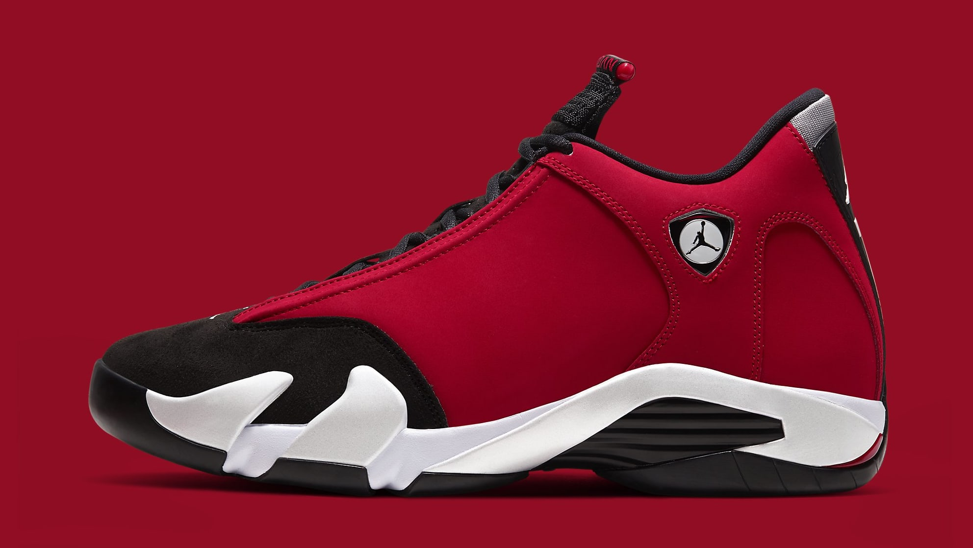 Air Jordan 14 Retro 'Gym Red' 487471-006 Lateral