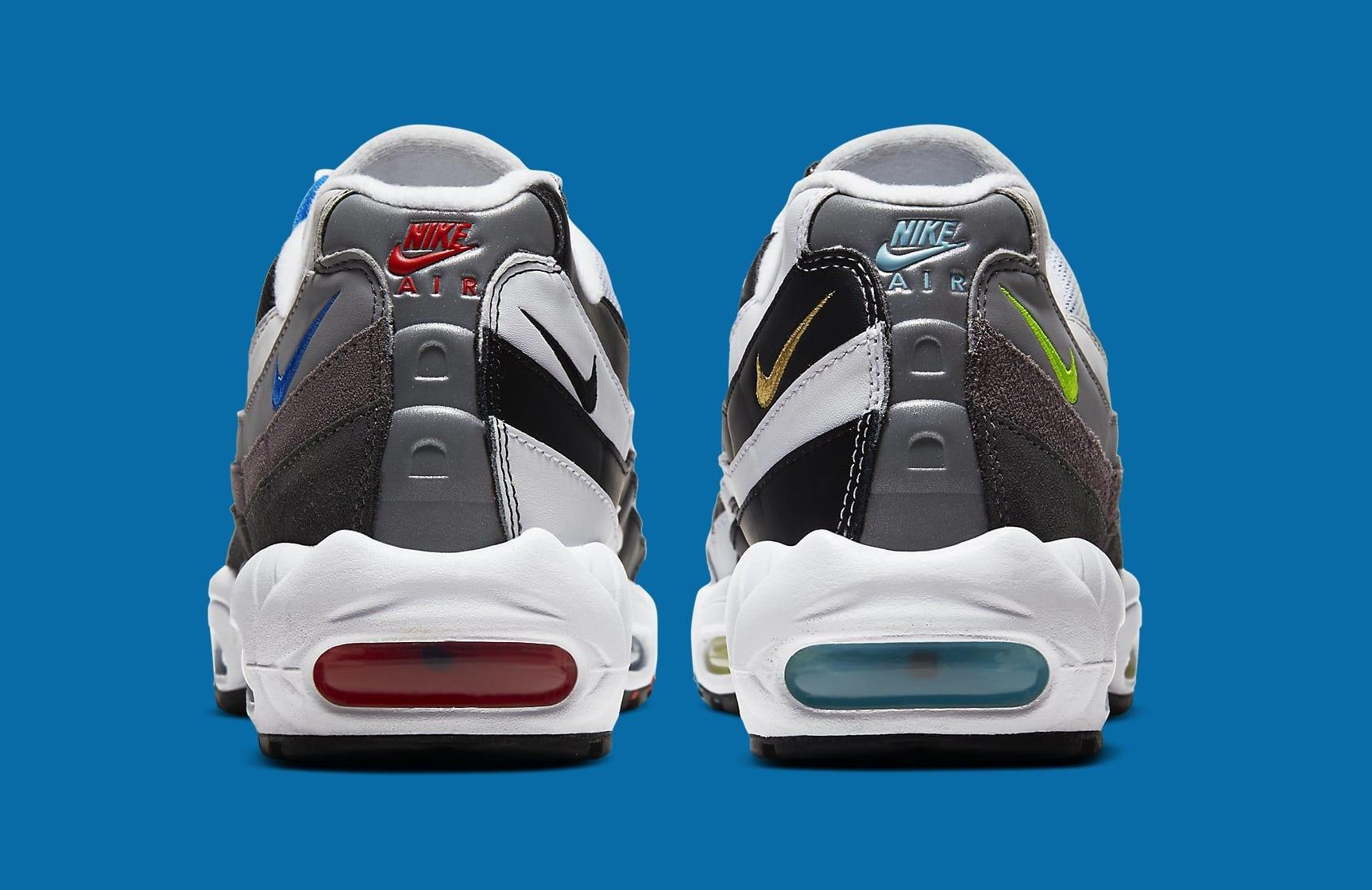 Nike Air Max 95 'Greedy 2.0' CJ0589-001 Heel