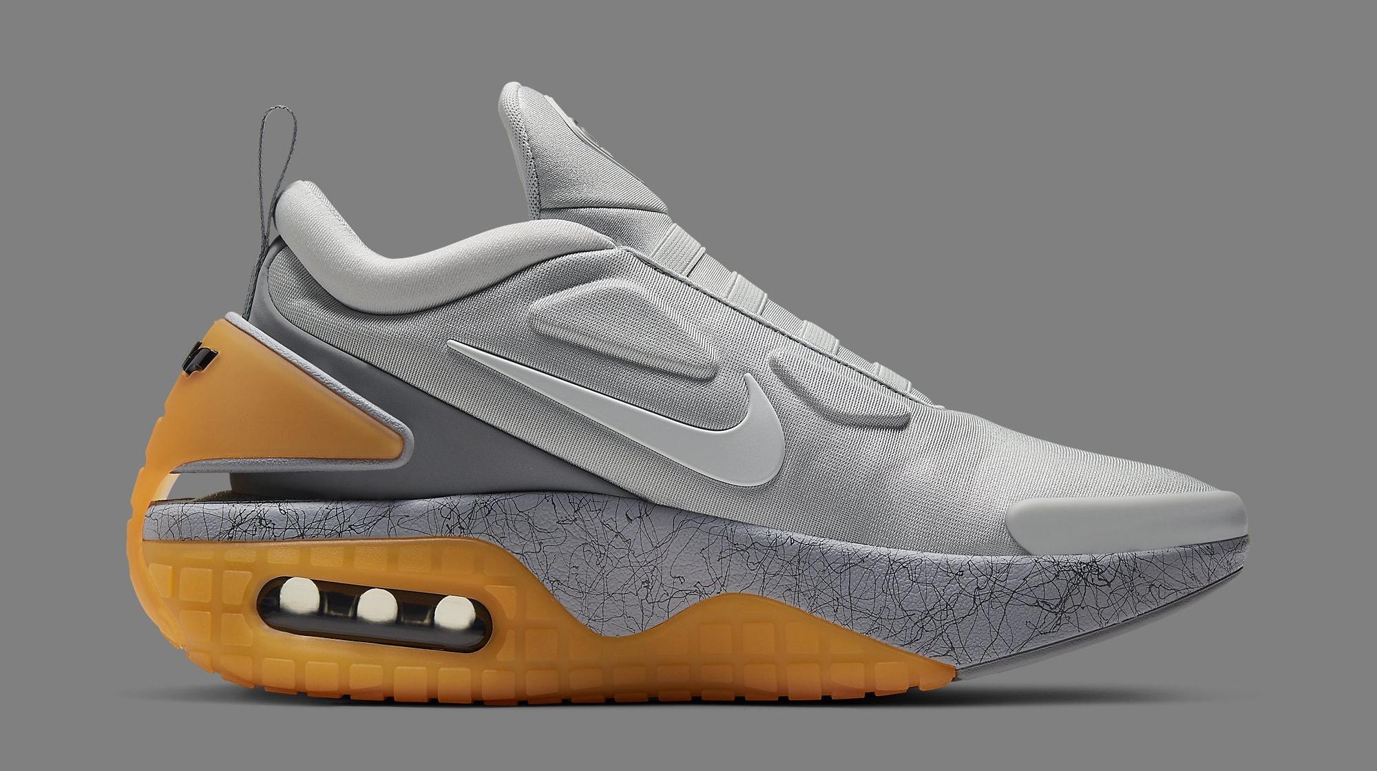 Nike Adapt LE 01 'Grey Gum' CW7304-001 Medial