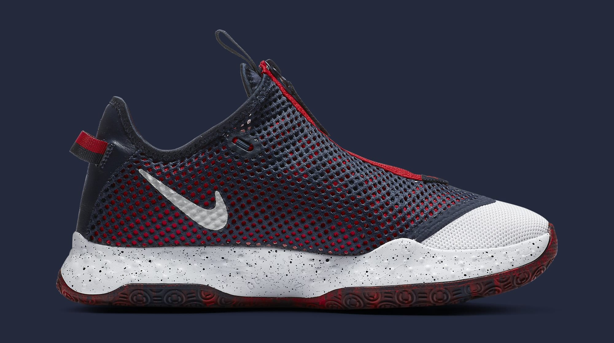 Nike PG 4 'USA' CD5082-101 Medial