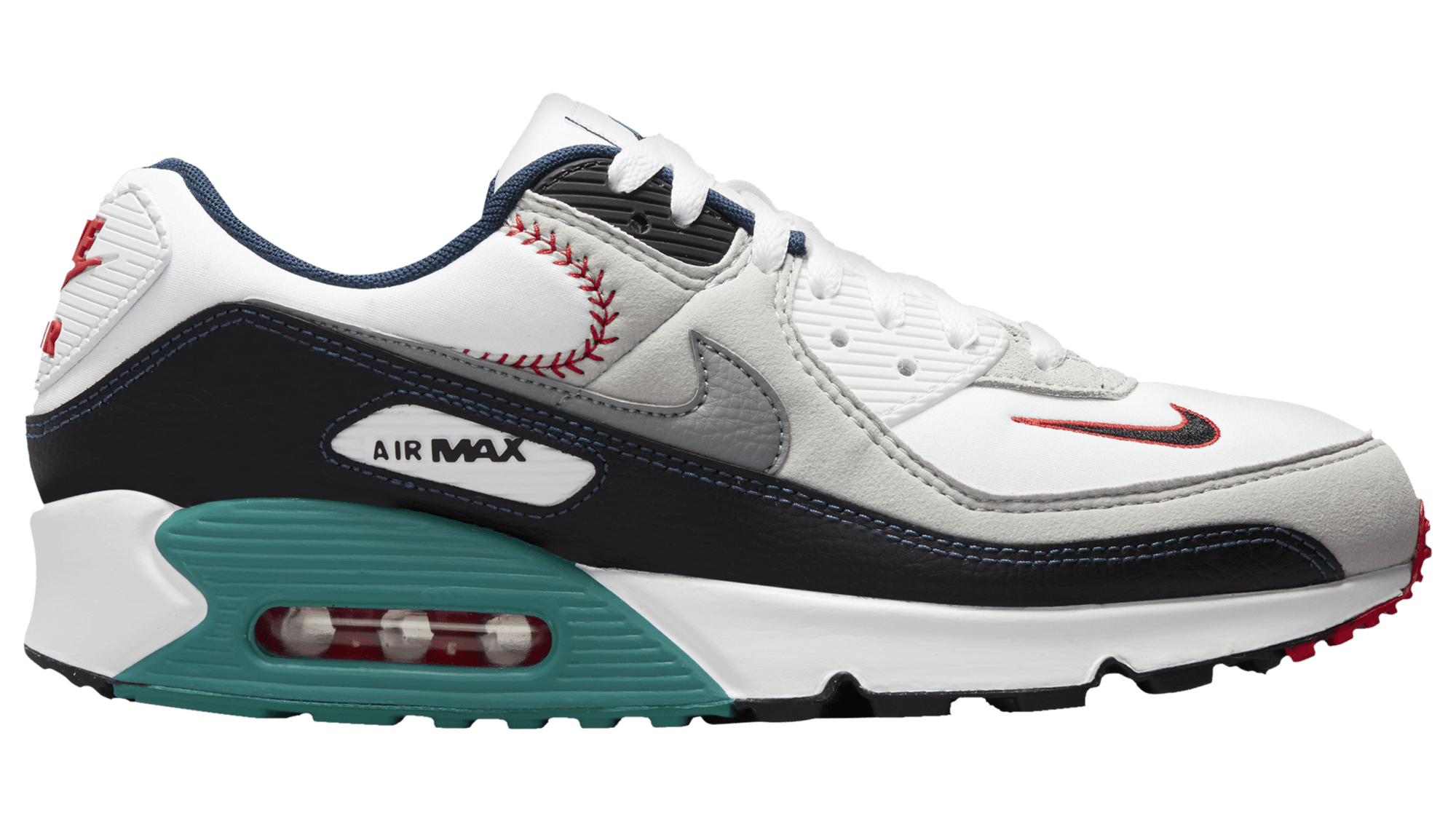 Nike Air Max 90 'OG Flipped' CD5190-101 Lateral