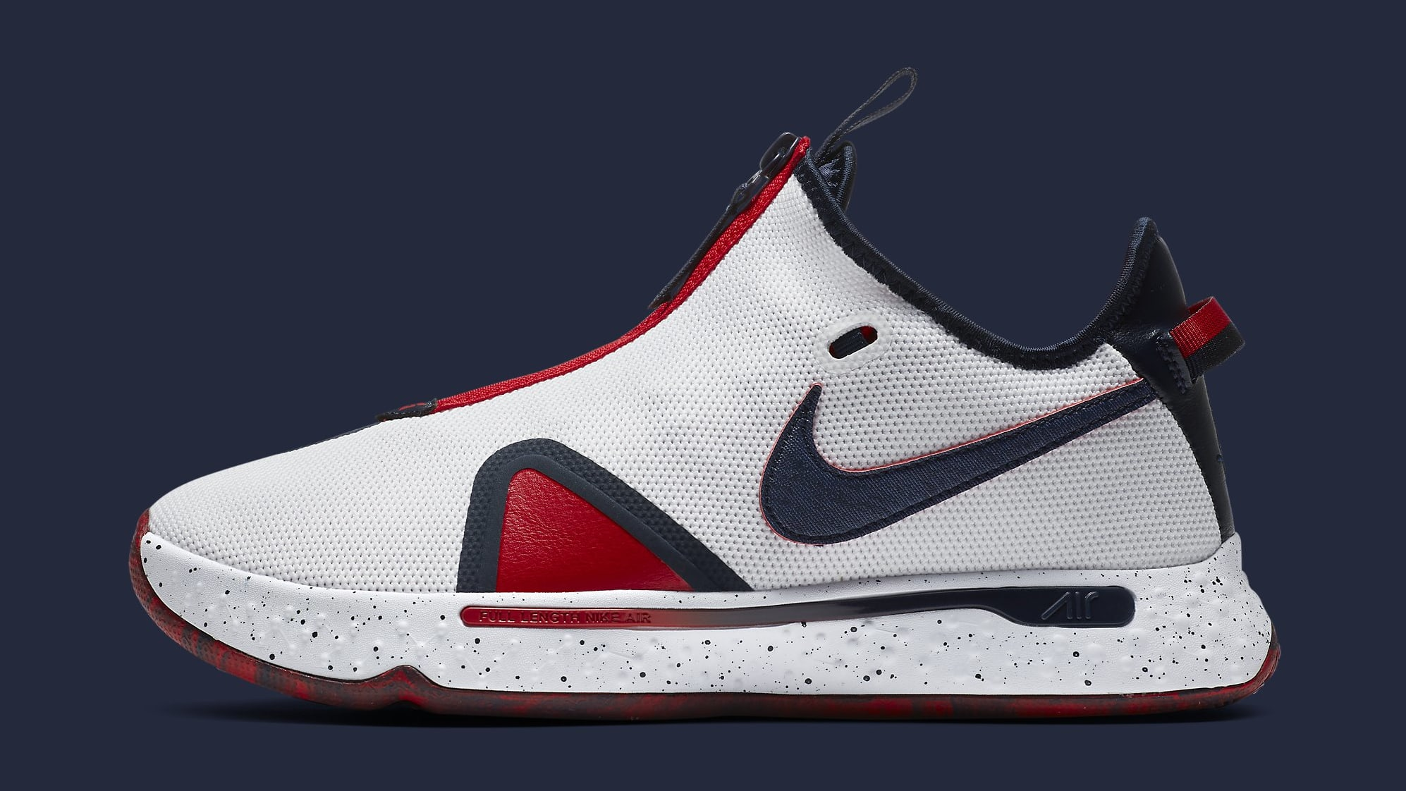 Nike PG 4 'USA' CD5082-101 Lateral