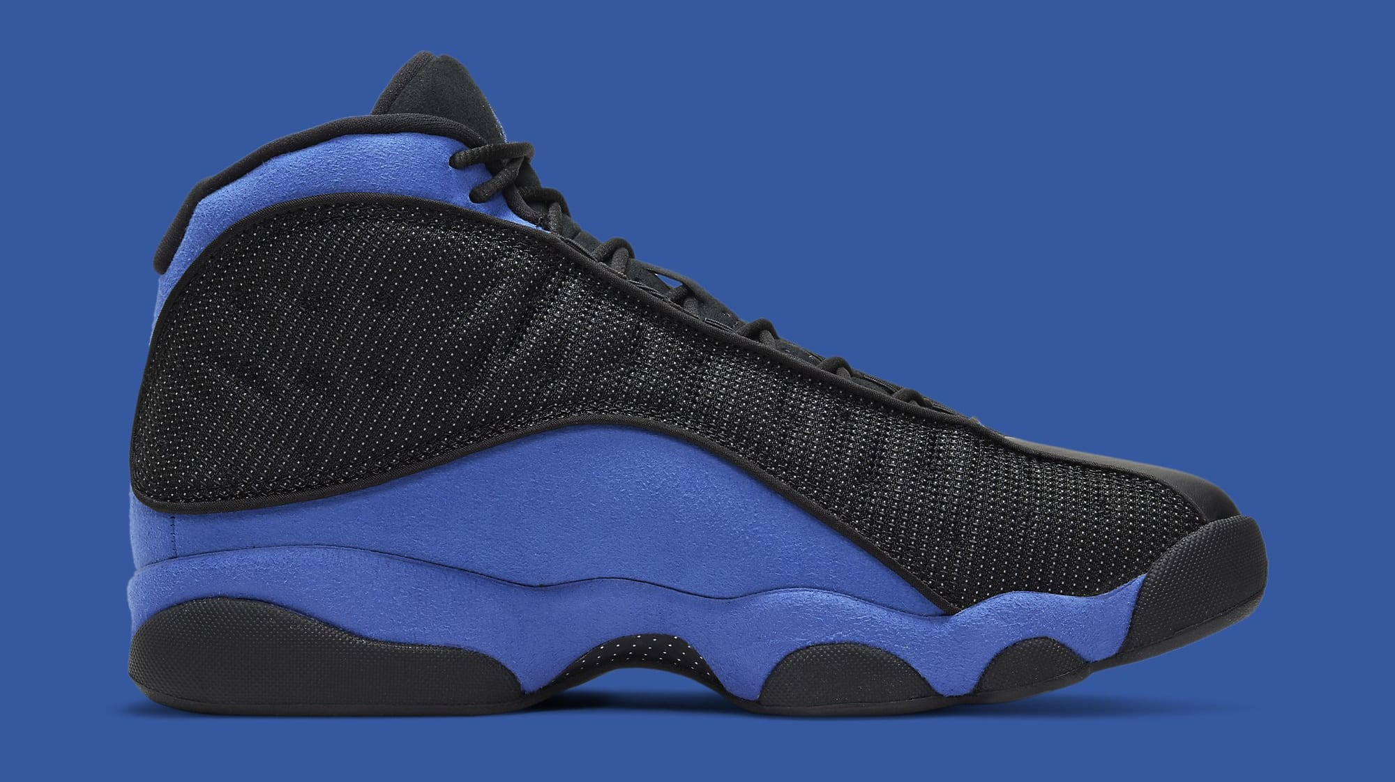 Air Jordan 13 Retro 'Hyper Royal' 414571-040 Medial