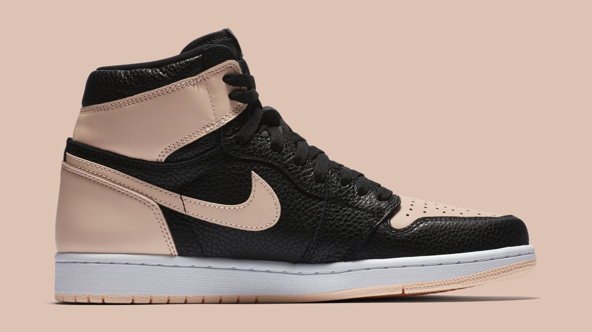 Air Jordan 1 'Crimson Tint' 555088-081 (Medial)