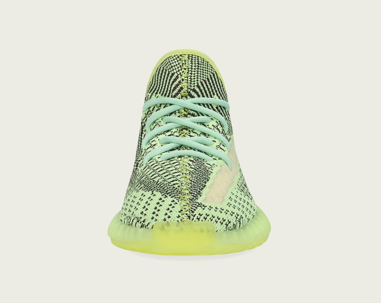 """Adidas Yeezy Boost 350 V2 """"Yeezreel"""" FW5191 Front"""