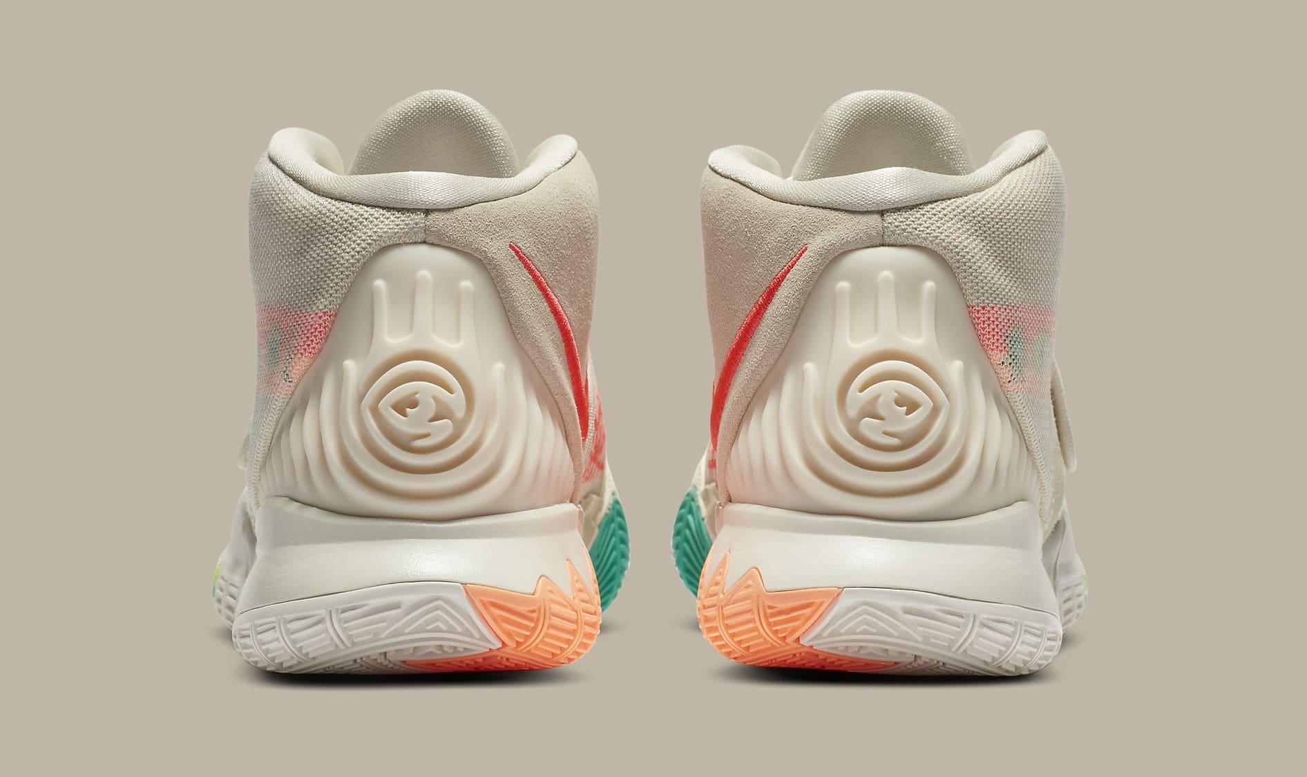 Nike Kyrie 6 'N7' CW1785-200 Heel