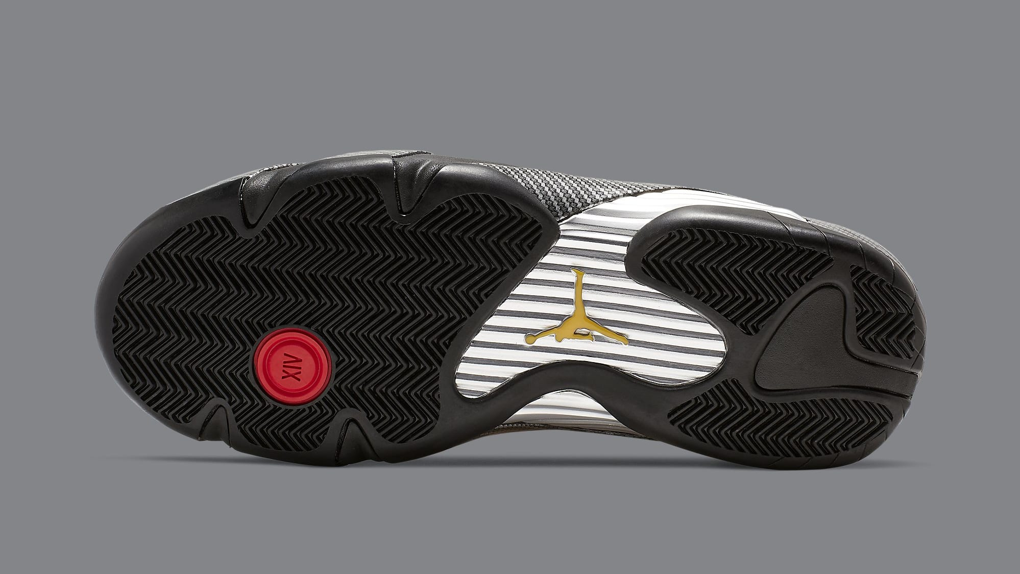 Air Jordan 14 XIV Yellow Ferrari Release Date BQ3685-706 Sole