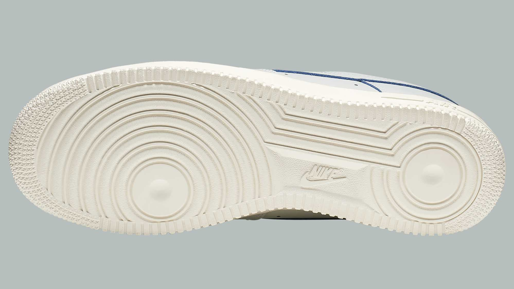 Nike Air Force 1 Low Devin Booker Release date AJ9716-001 Sole