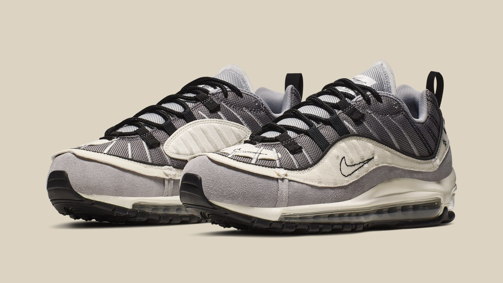 Nike Air Max 98 'Inside Out' AO9380-002 (Pair)