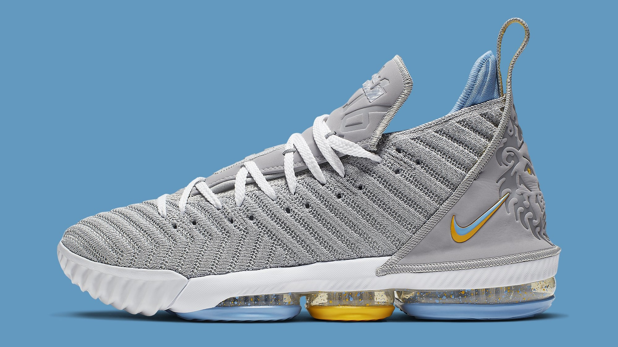 official photos f1327 947b0 Nike LeBron 16 MPLS Release Date CK4765-001 Pair | Sole ...