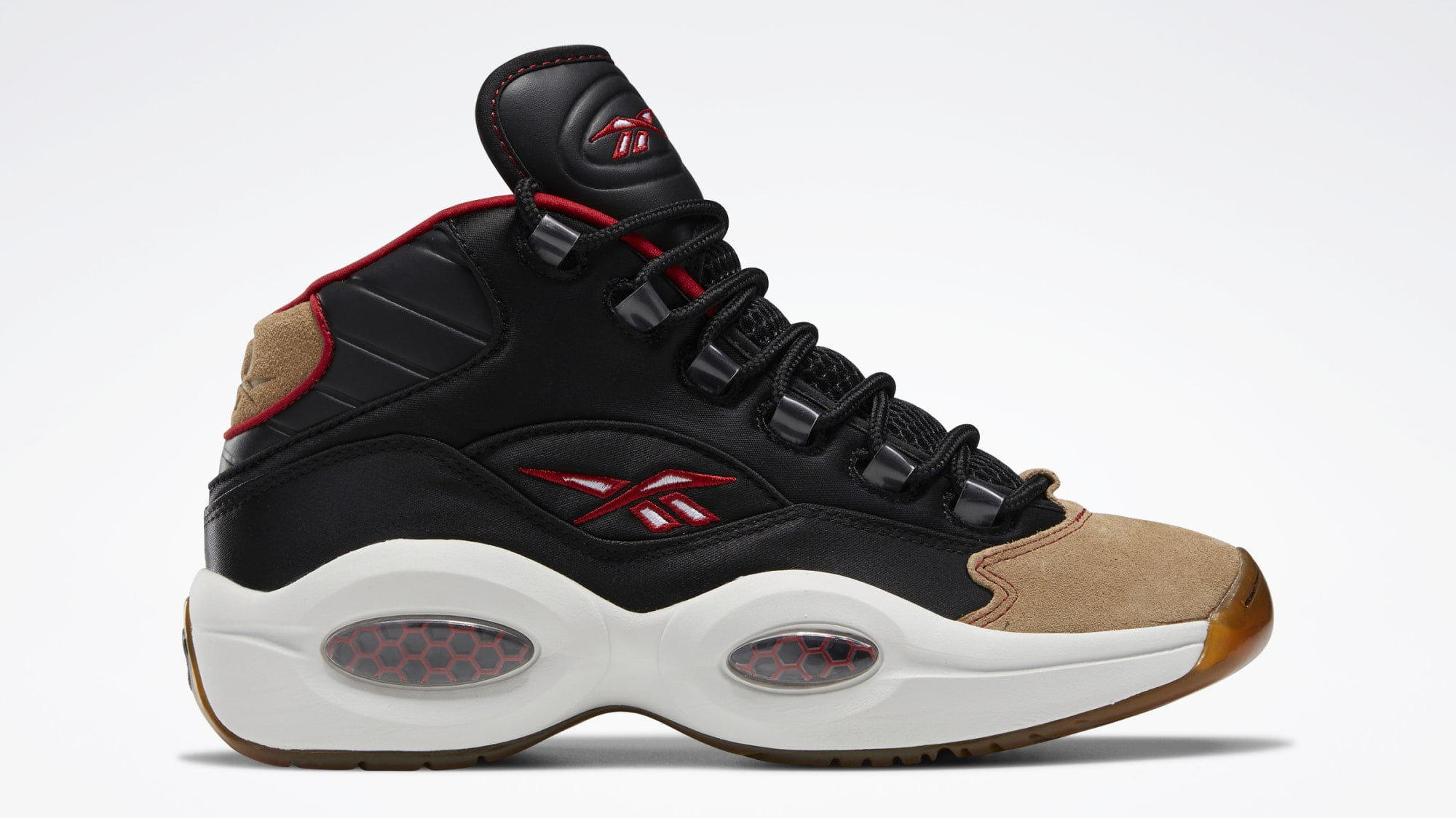 Reebok Question Mid 'Alternates' H00847 Lateral