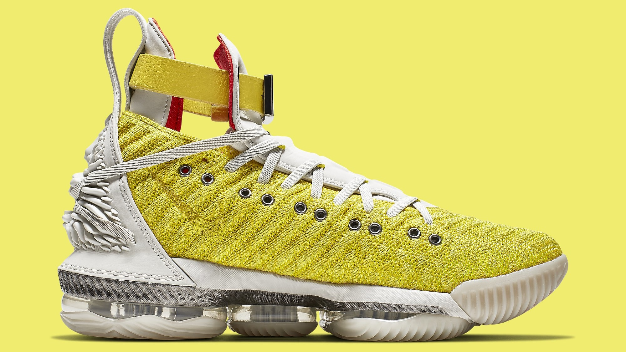 cheap for discount 14c76 b7095 Nike LeBron 16 HFR Bright Citron Release Date CI1145- 700 ...