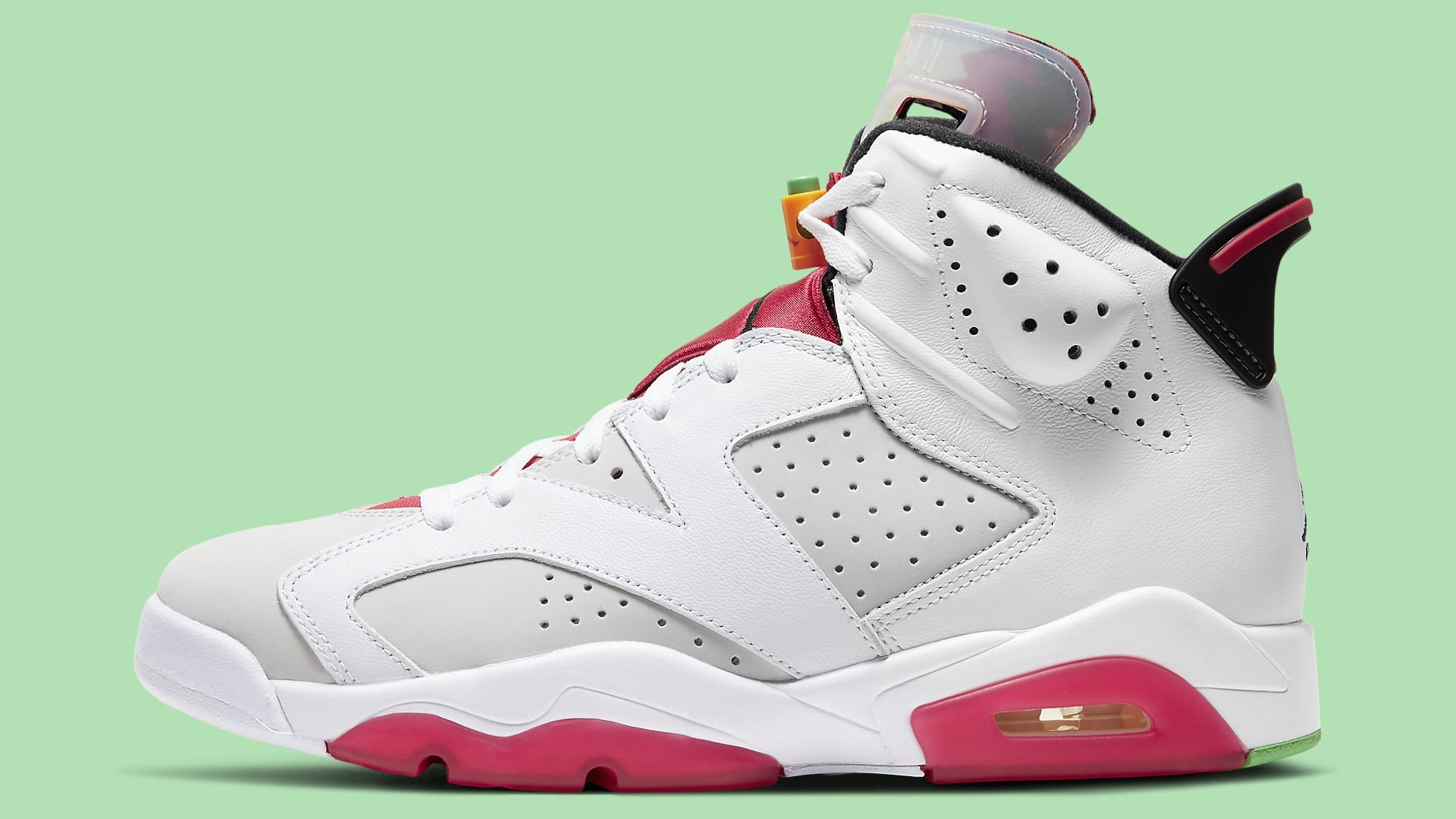 Air Jordan 6 Hare Release Date CT8529-062 Profile