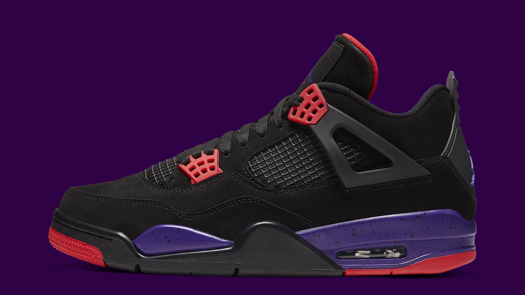 179454baff8 Air Jordan 4 'Raptors' Release Date Jun. 2, 2019 AQ3816-056 | Sole ...