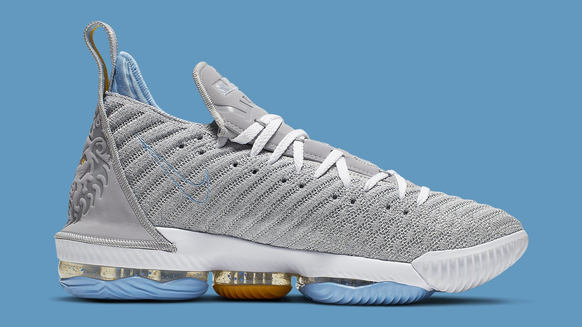 Nike LeBron 16 MPLS Release Date CK4765-001 Medial