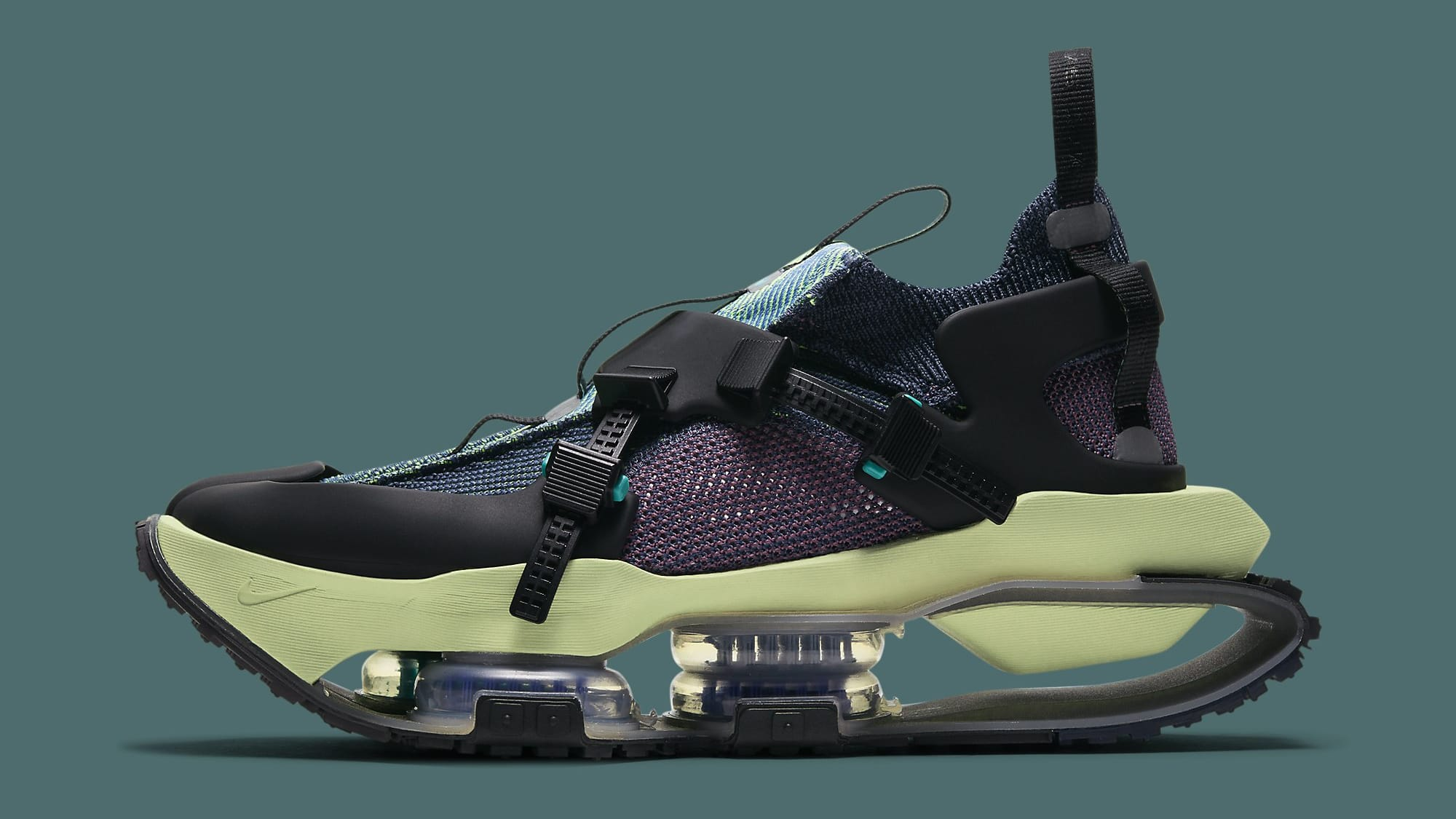 Nike ISPA Road Warrior 'Clear Jade' CW9410-400 Lateral