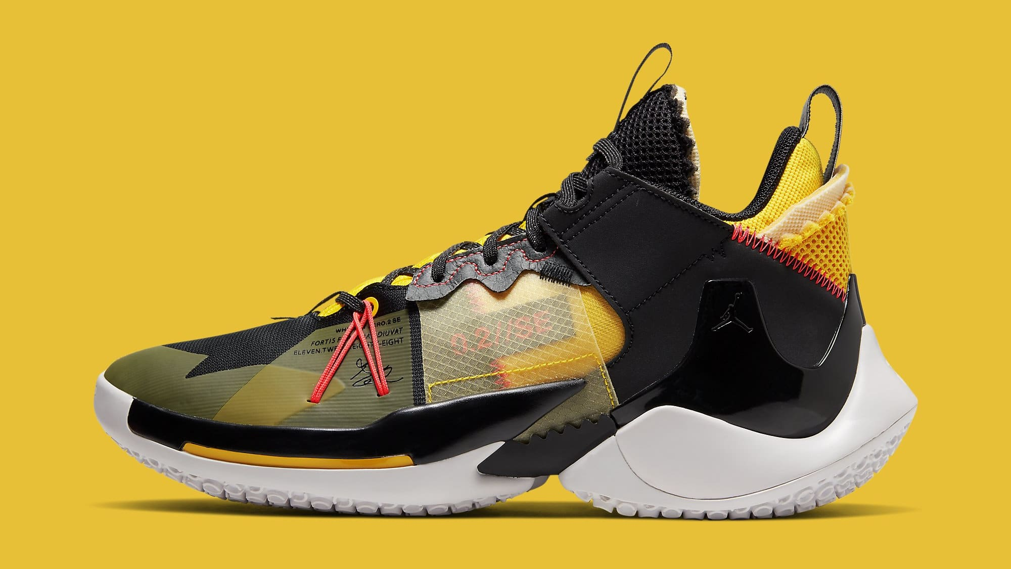 """Russell Westbrook's """"Birthday"""" Jordan Why Not Zer0.2 Revealed: Official Photos"""