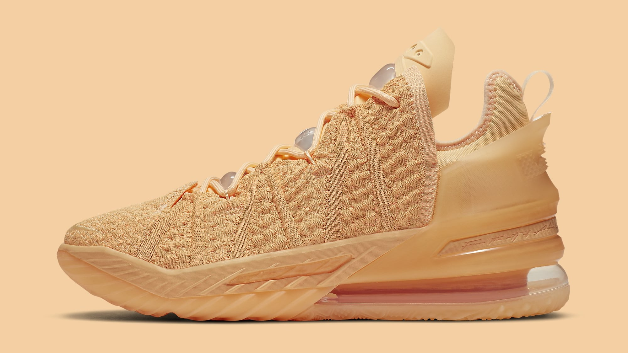 Nike LeBron 18 'Melon Tint' DB8148-801 Lateral