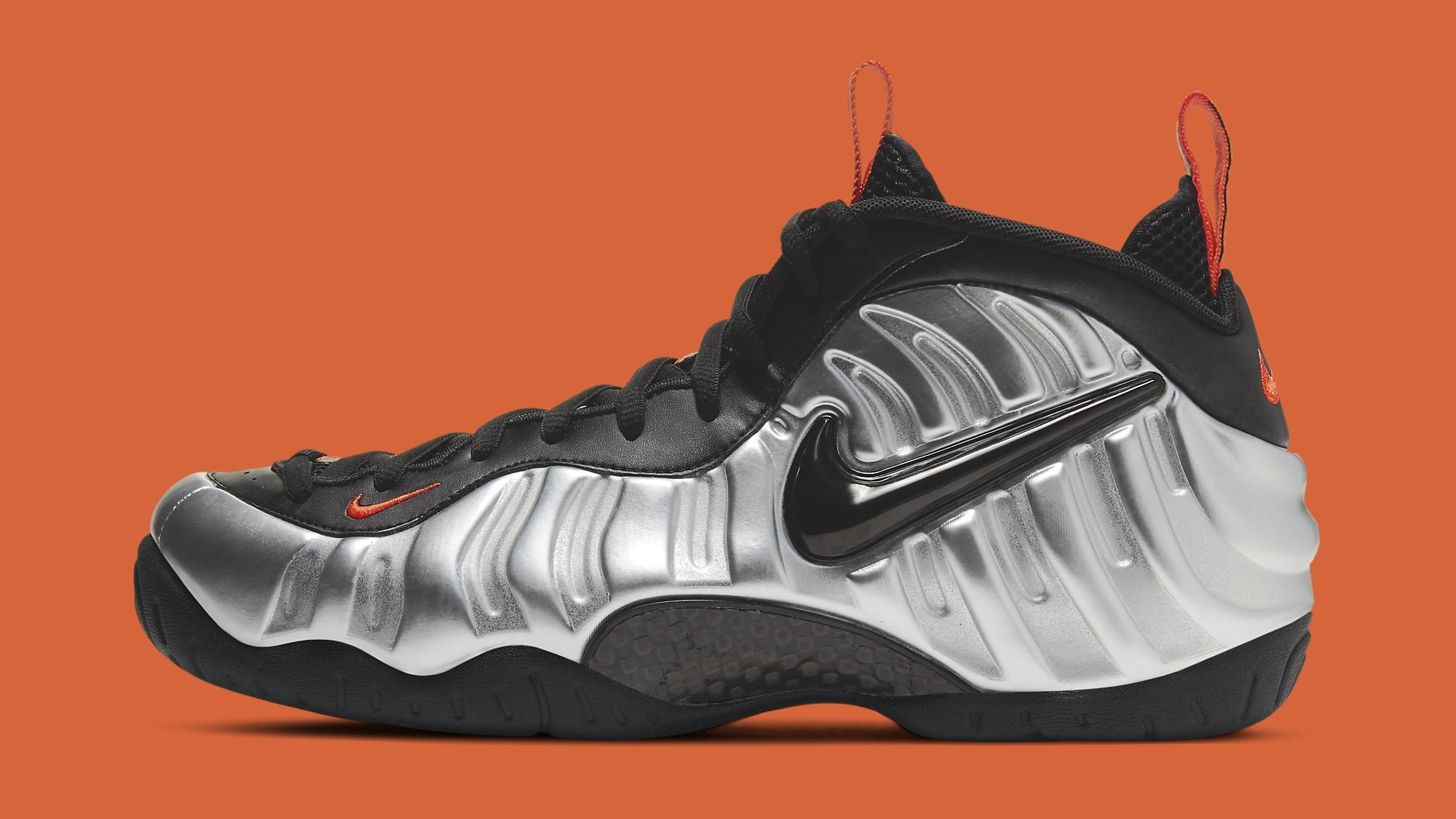 Nike Air Foamposite Pro 'Halloween' CT2286-001 Lateral