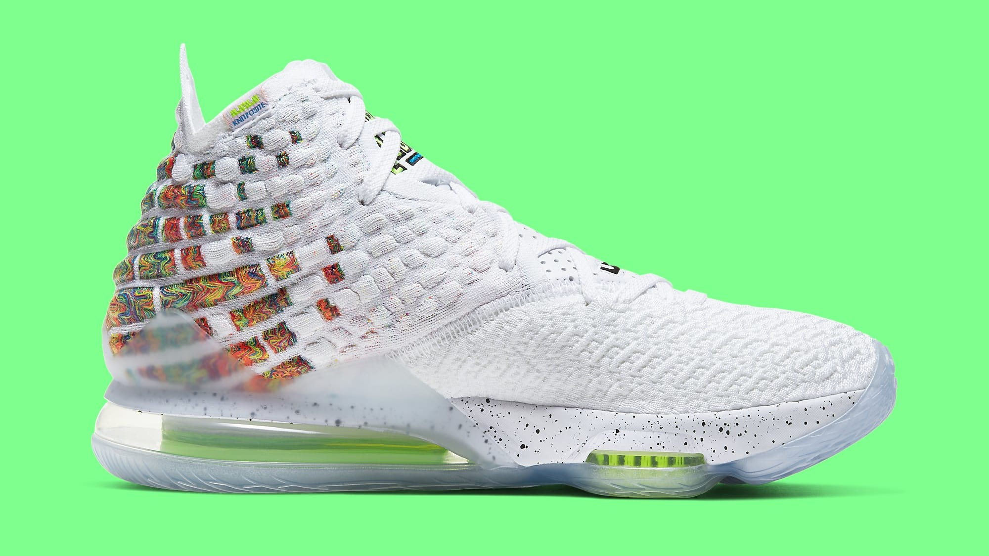 Nike LeBron 17 'Command Force' BQ3177-100 Medial