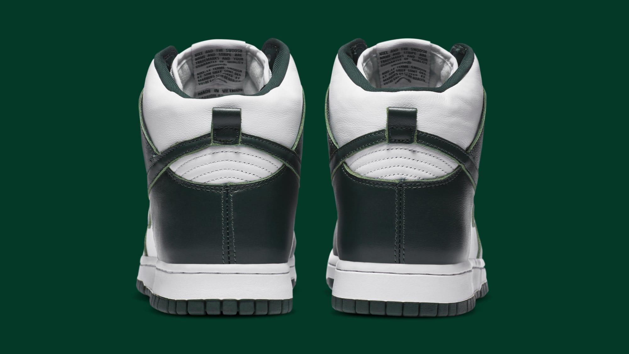 Nike Dunk High SP 'Pro Green' CZ8149-100 Heel