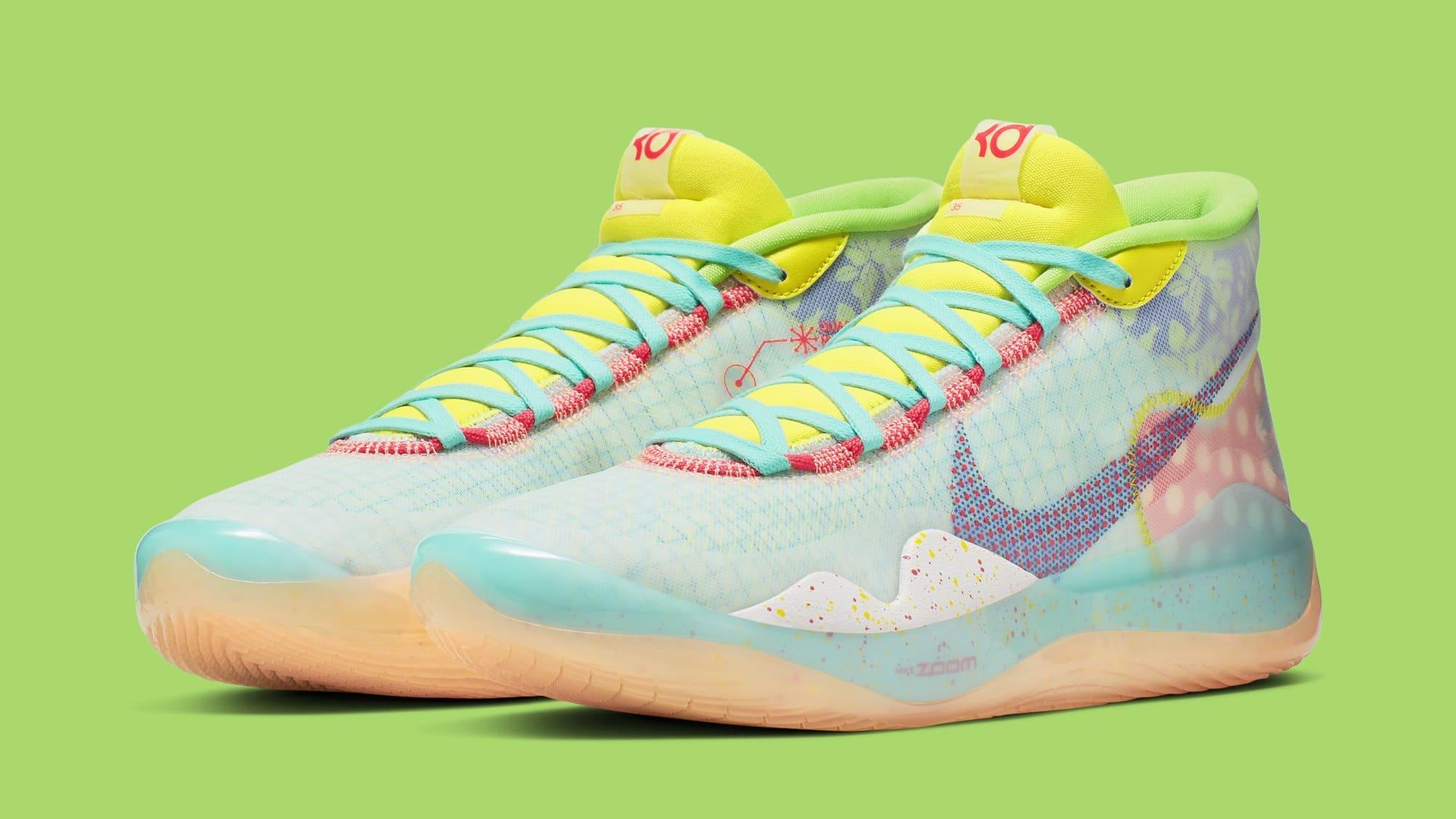 Nike KD 12 'EYBL' CK1195-300 (Pair)