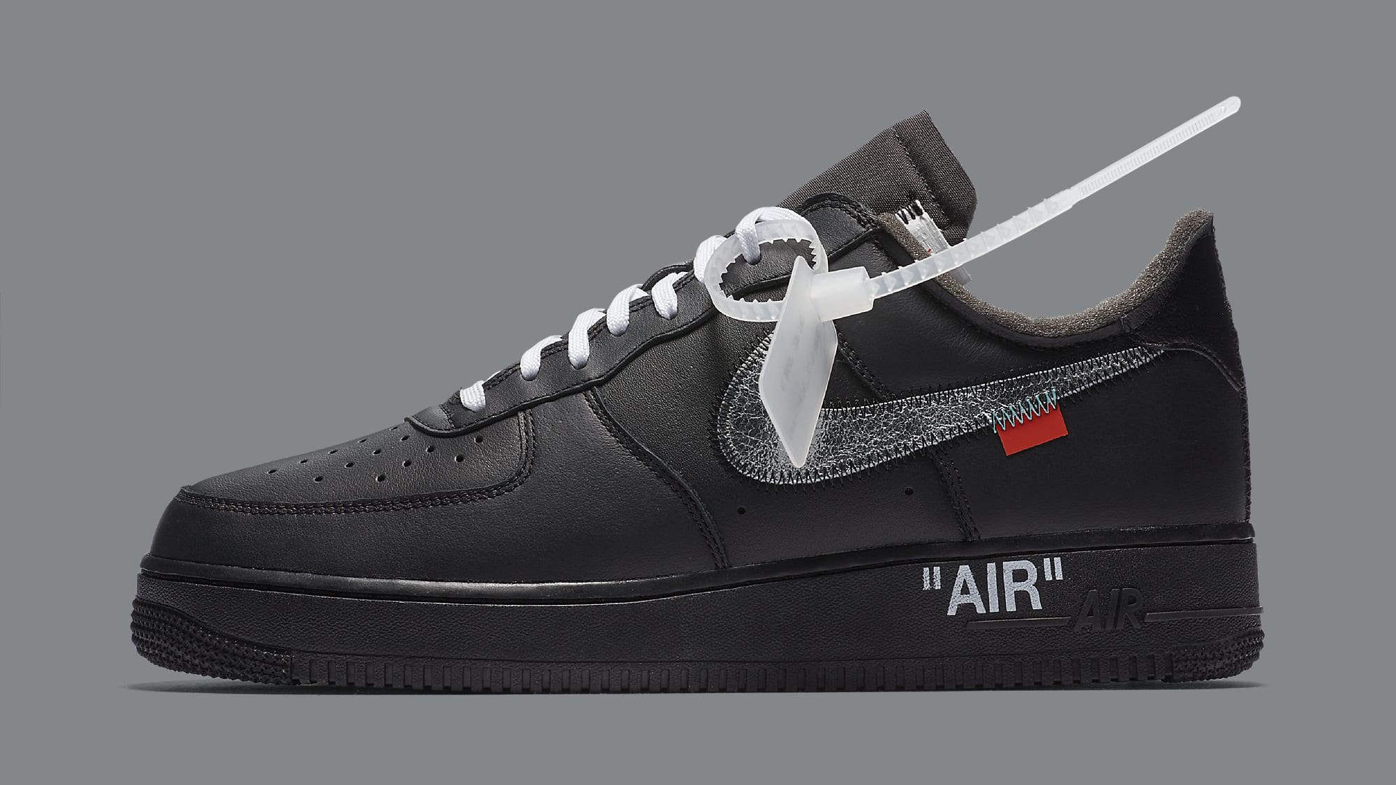 Are the 'MoMA' Off-White x Nike Air Force 1s Dropping Again?