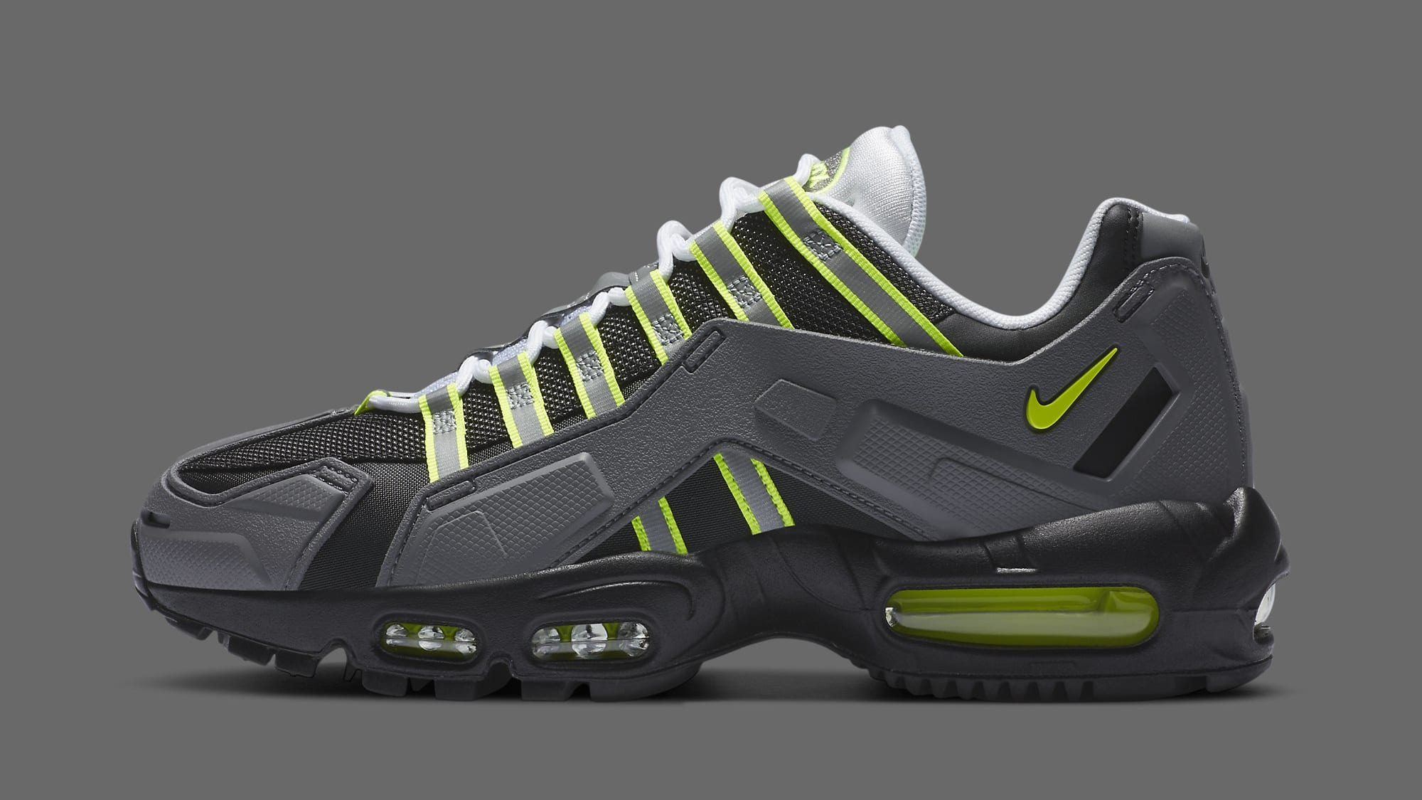 Nike Air Max 95 NDSTRKT 'Neon' CZ3591-002 Lateral
