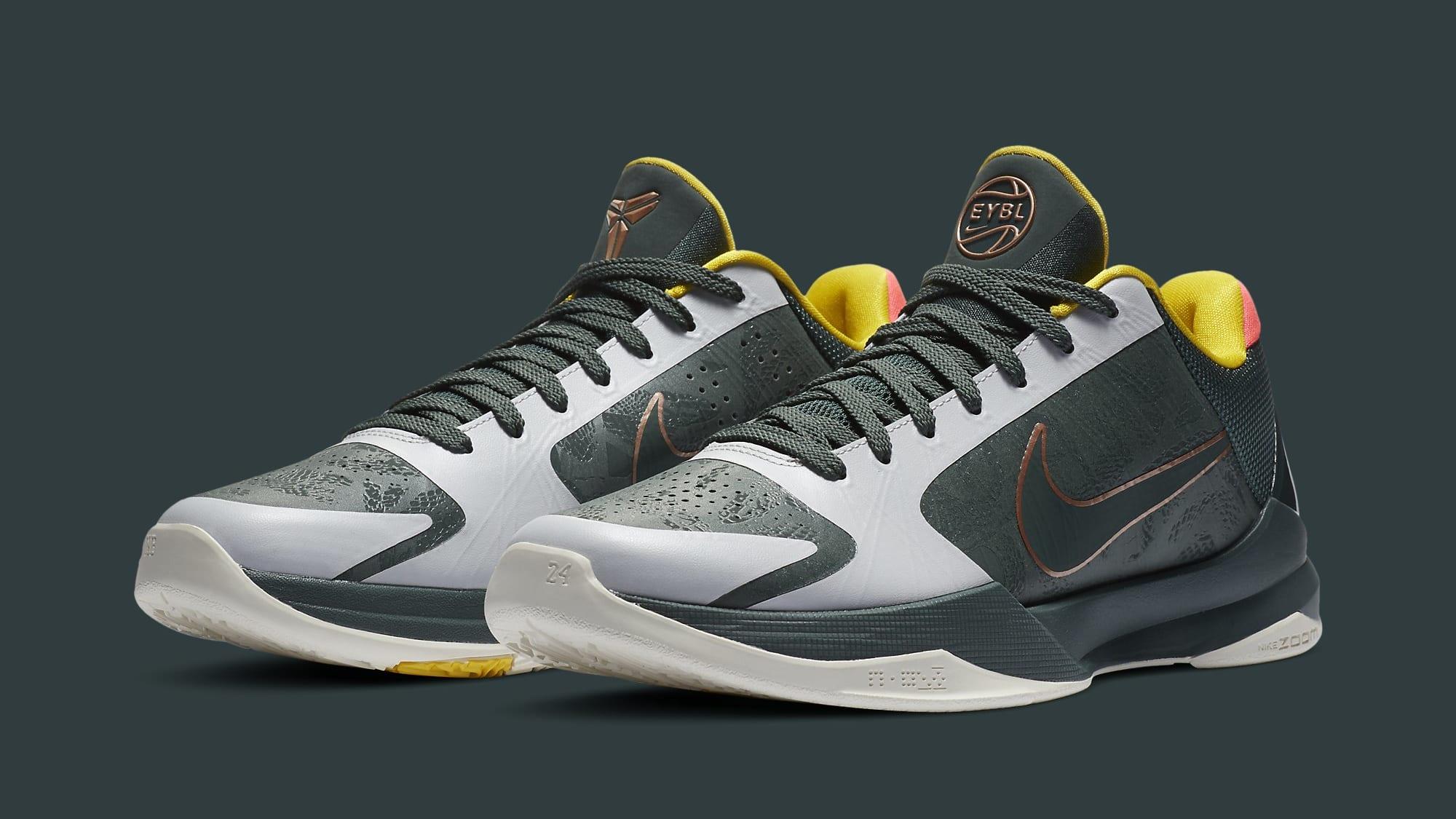 Nike Kobe 5 Protro 'EYBL' CD4991-300 Pair