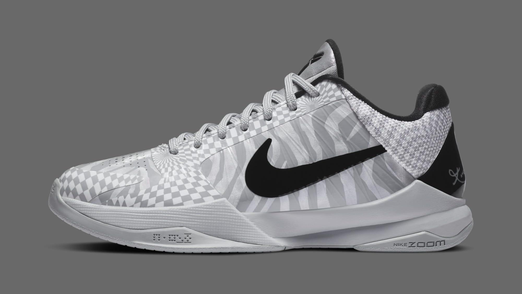Nike Kobe 5 Protro PE 'DeMar DeRozan' CD4991-003 Lateral