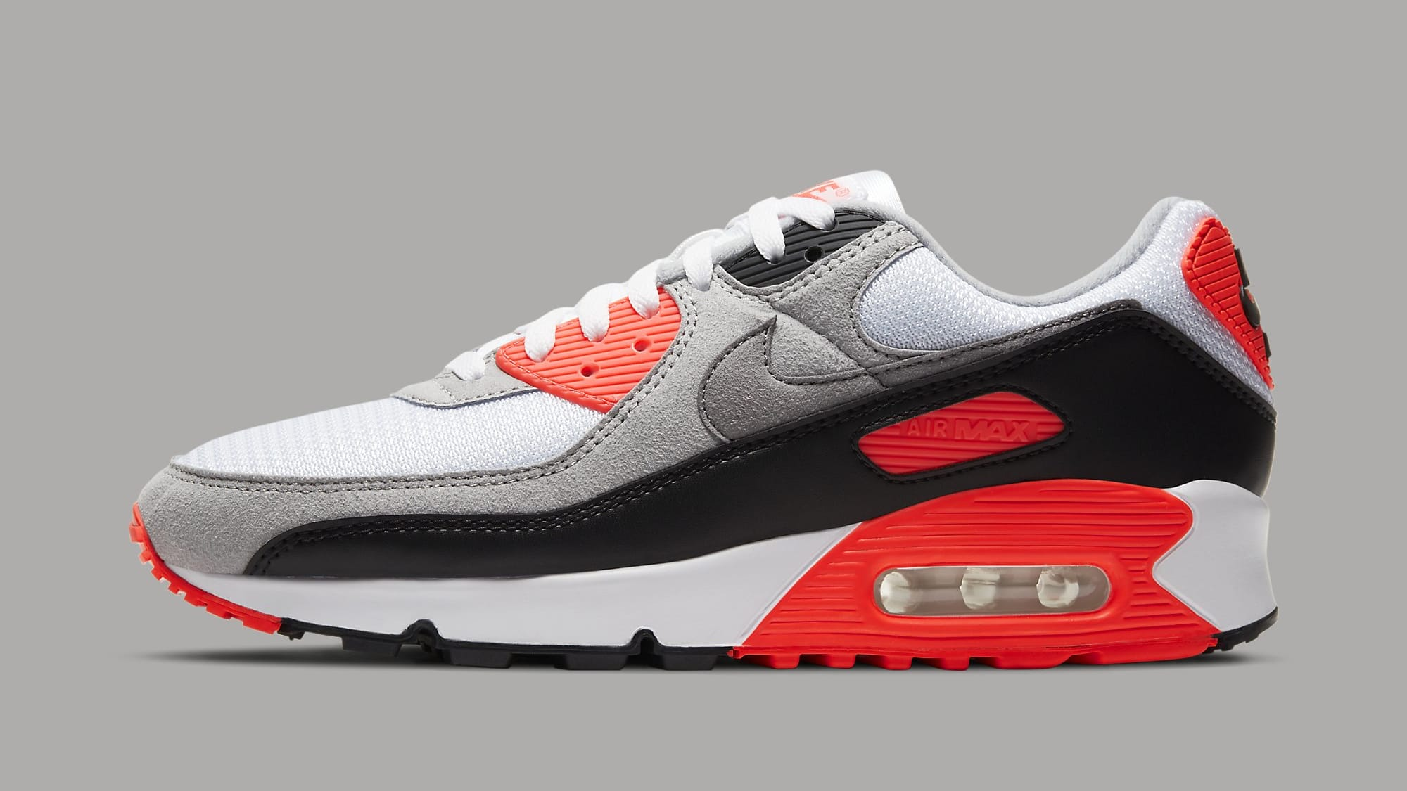 Nike Air Max 90 'Infrared' CT1685-100 Lateral