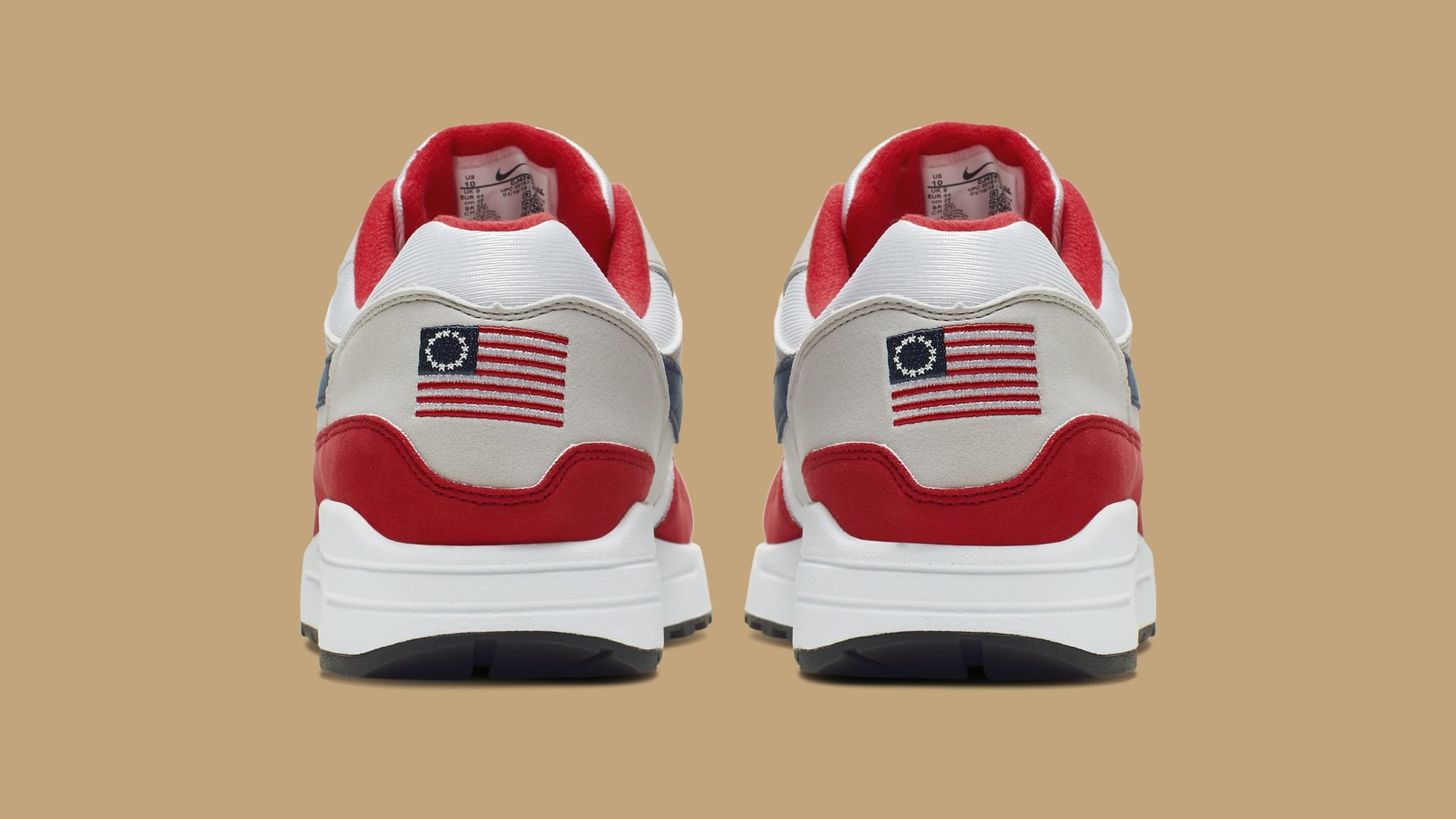 Nike CEO Mark Parker Explains Why They Pulled the Betsy Ross