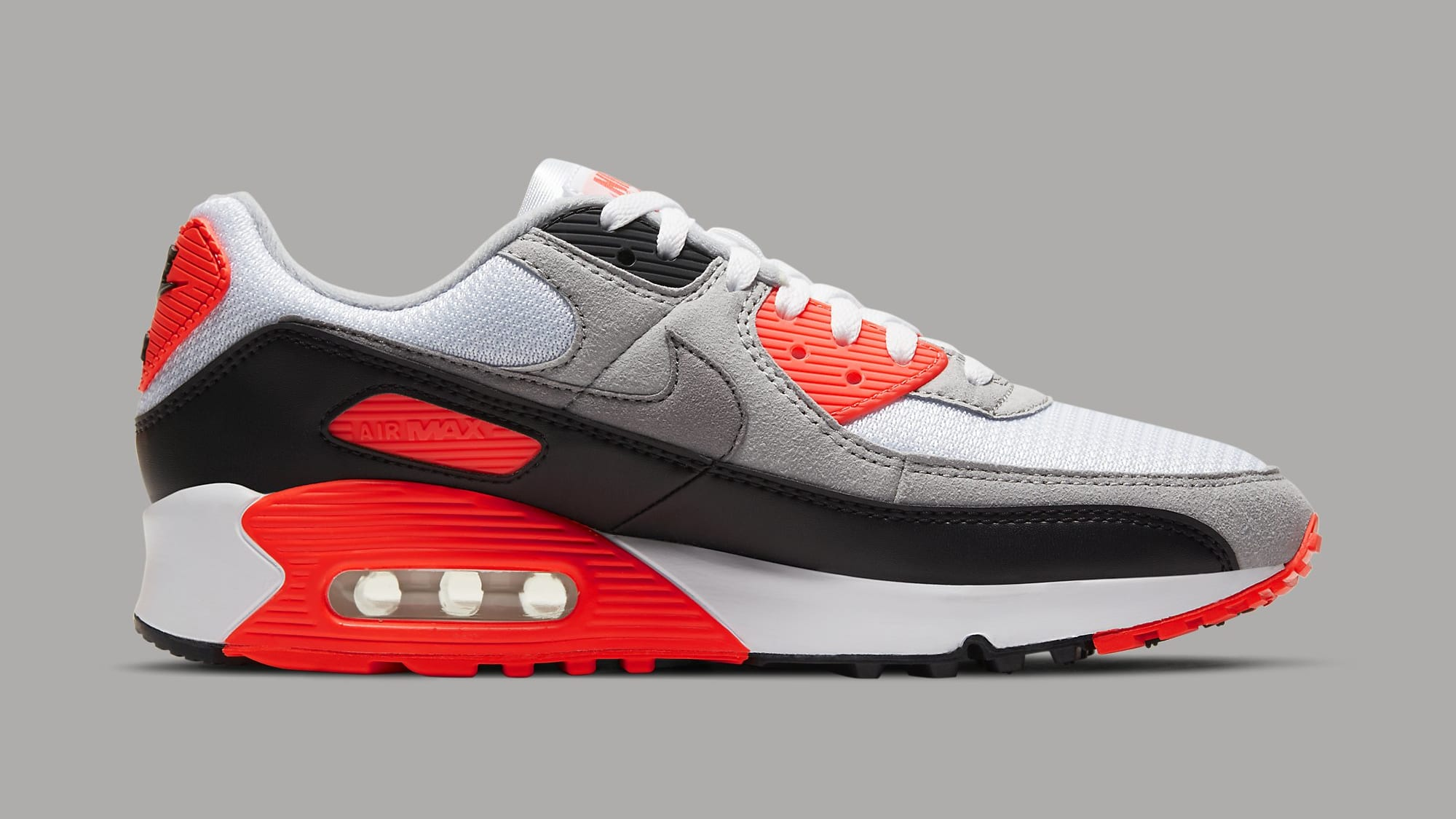 Nike Air Max 90 'Infrared' CT1685-100 Medial