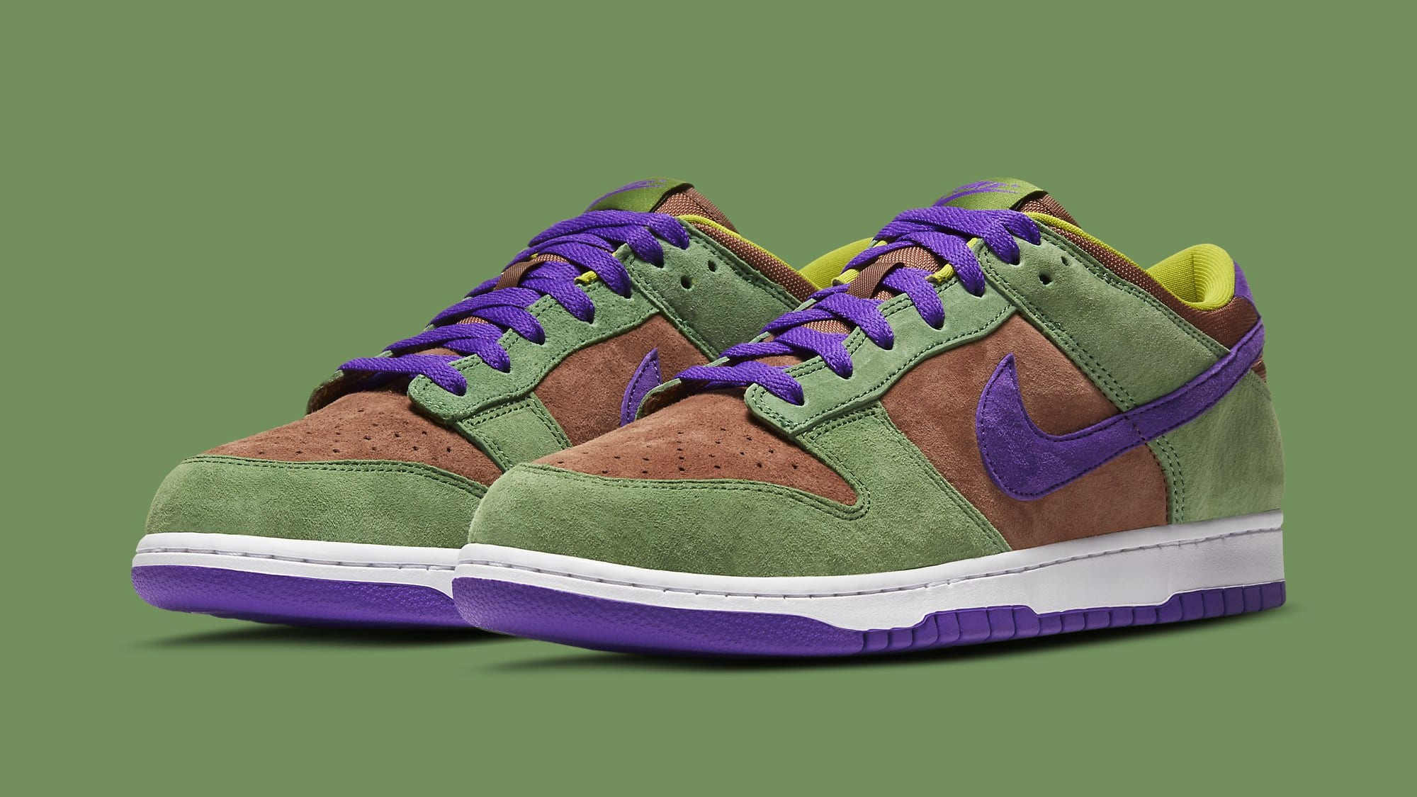 Nike Dunk Low 'Veneer' 2020 DA1469-200 Pair