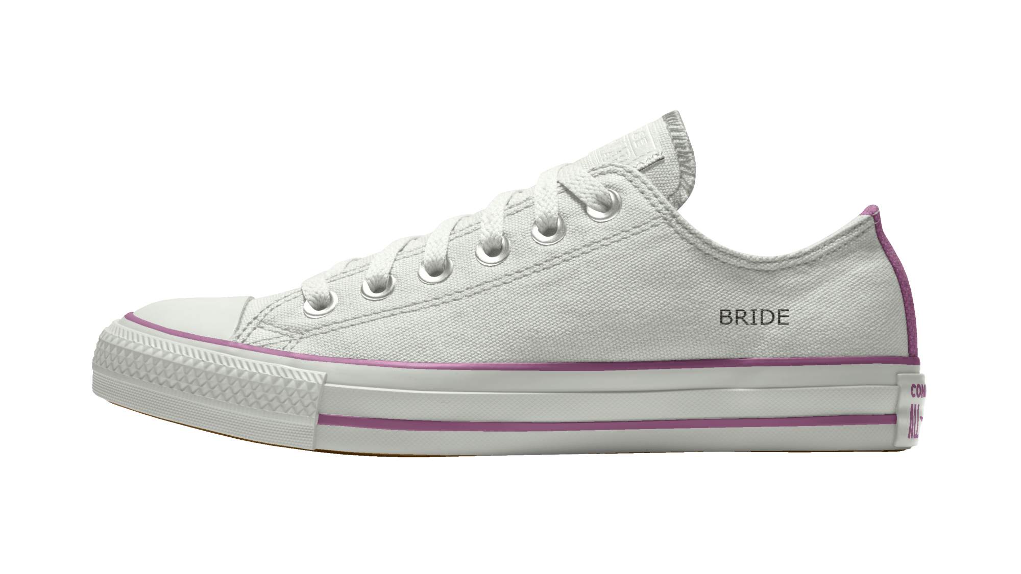 Converse has launched their own wedding line