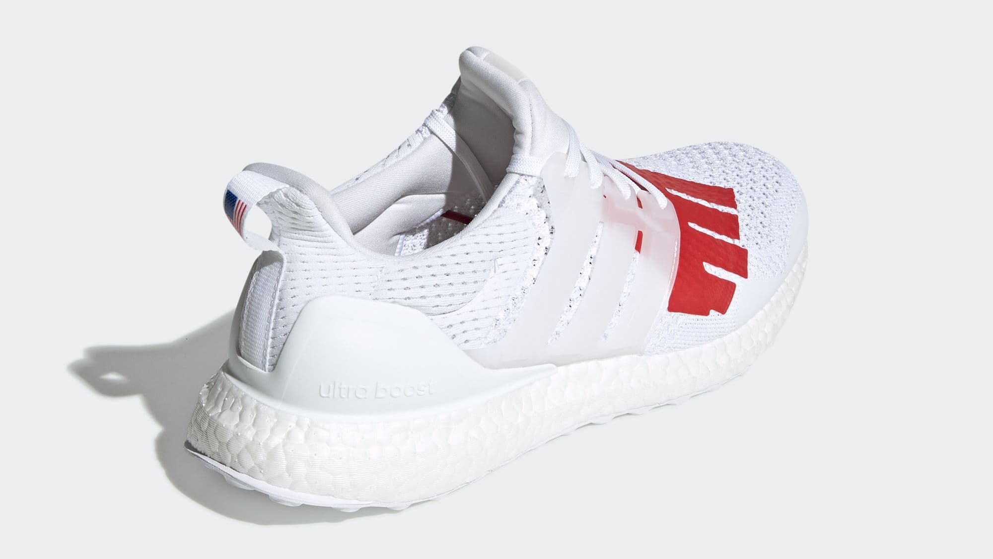 Undefeated x Adidas Ultra Boost EF1968 (Heel)