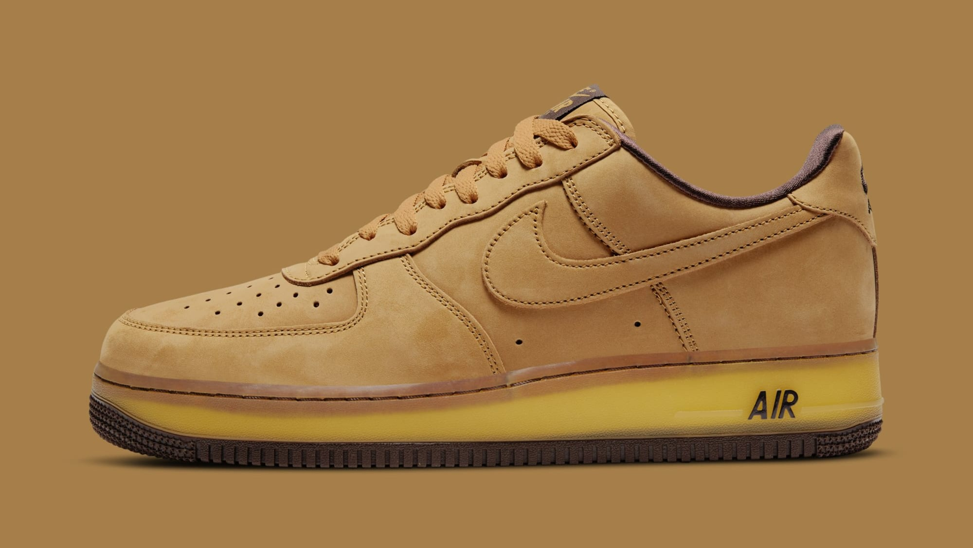 Nike Air Force 1 Low CO.JP 'Wheat Mocha' DC7504-700 Lateral