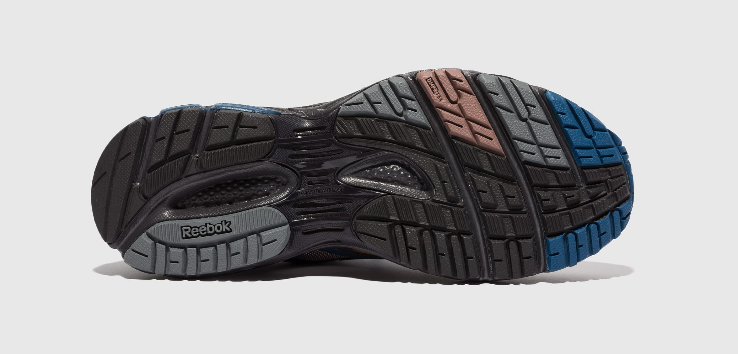 Packer Shoes x Reebok Trinity Premier Brown FY3408 Outsole