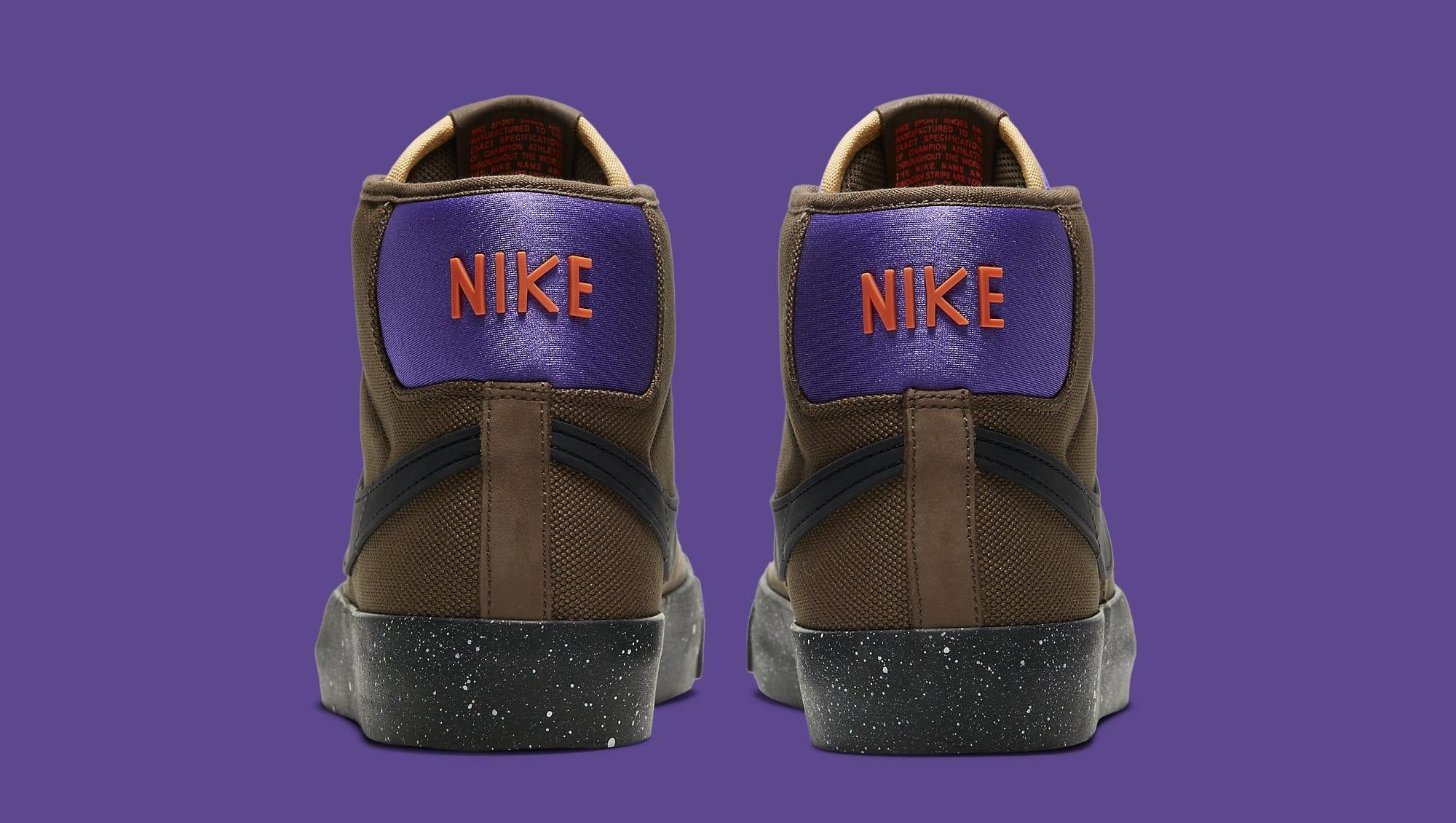 Nike SB Blazer High 'GTP' DC0615-200 Heel