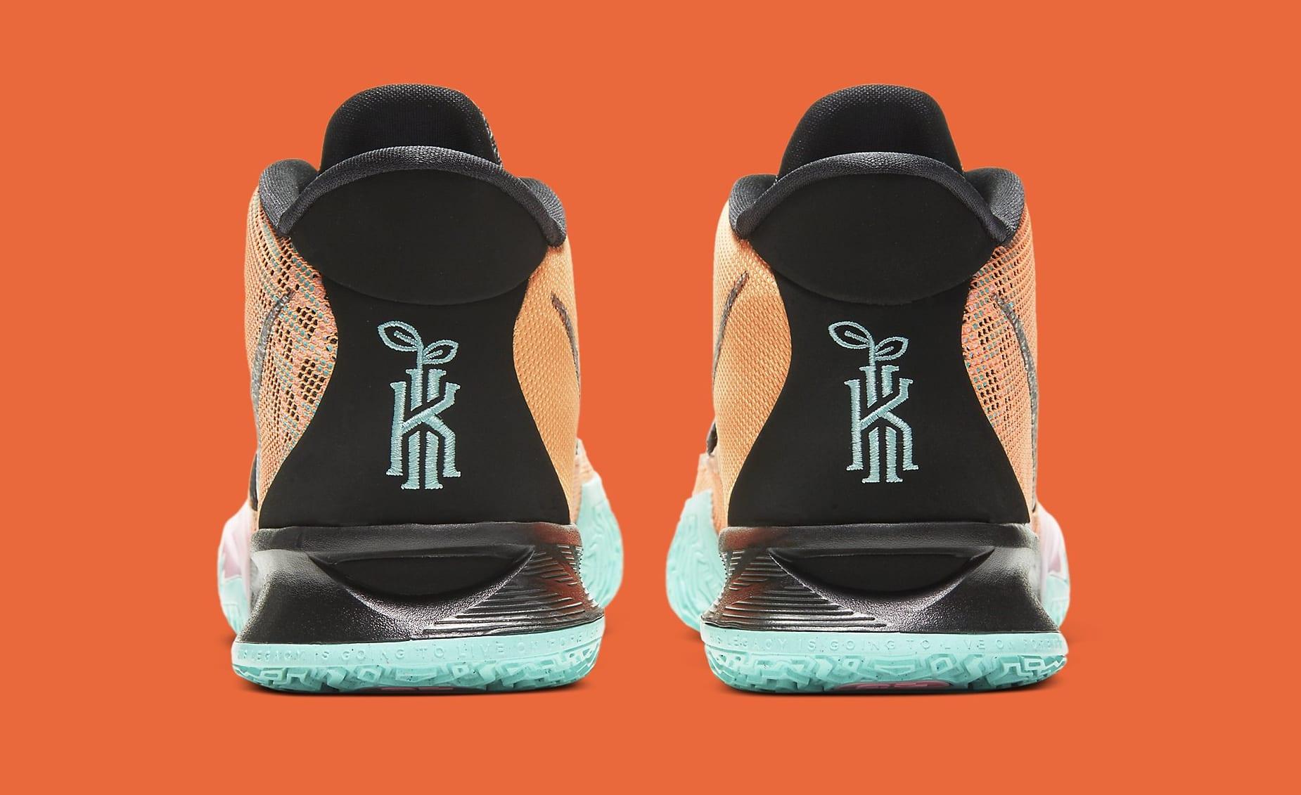 Nike Kyrie 7 'All-Star' DD1447-800 Heel