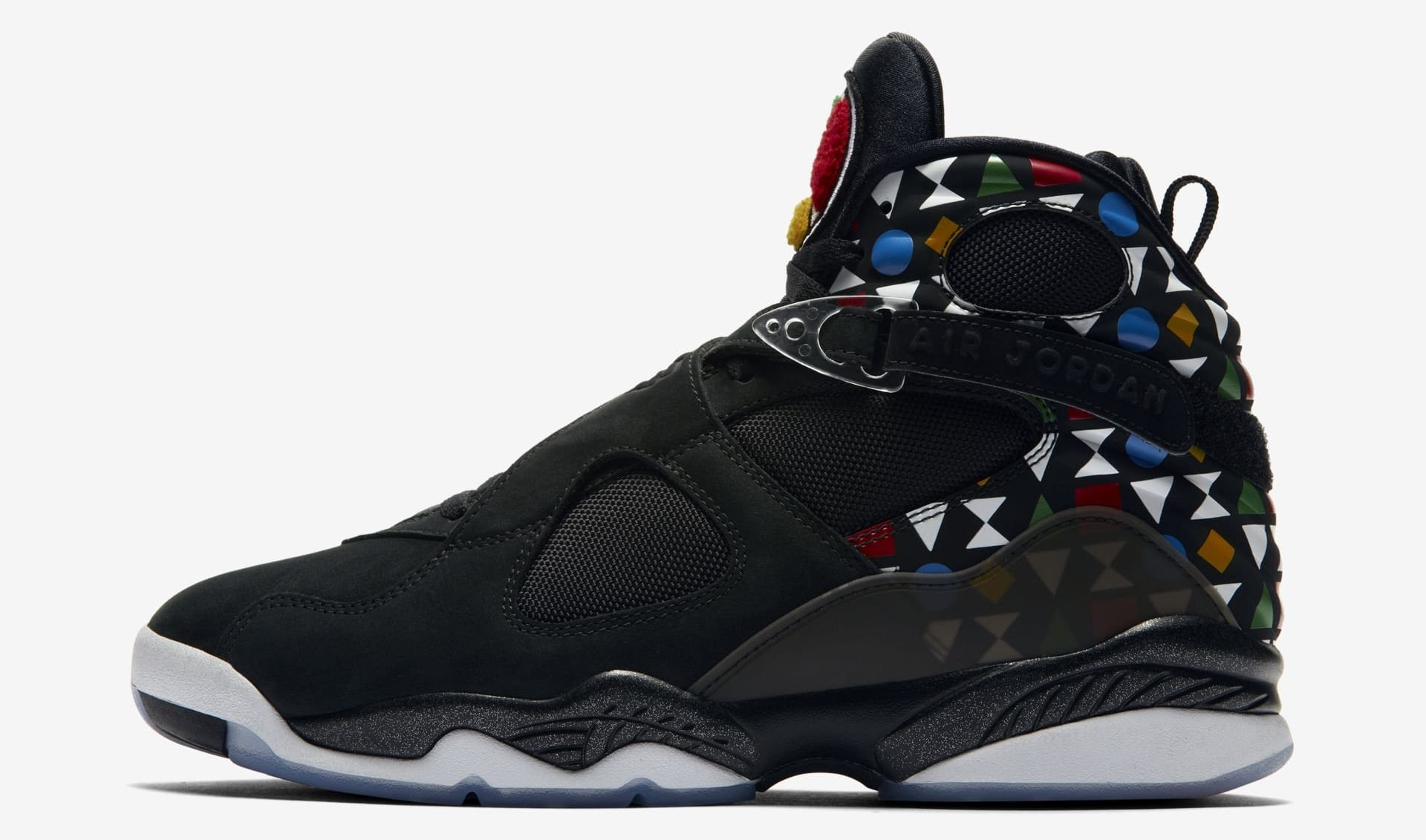 First Look at the 'Quai 54' Air Jordan 8
