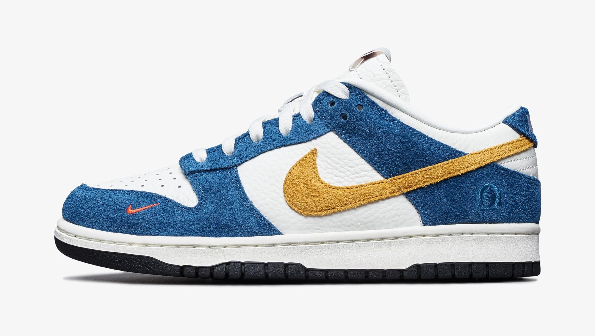 Kasina x Nike Dunk Low 'Industrial Blue' CZ6501-100 Lateral
