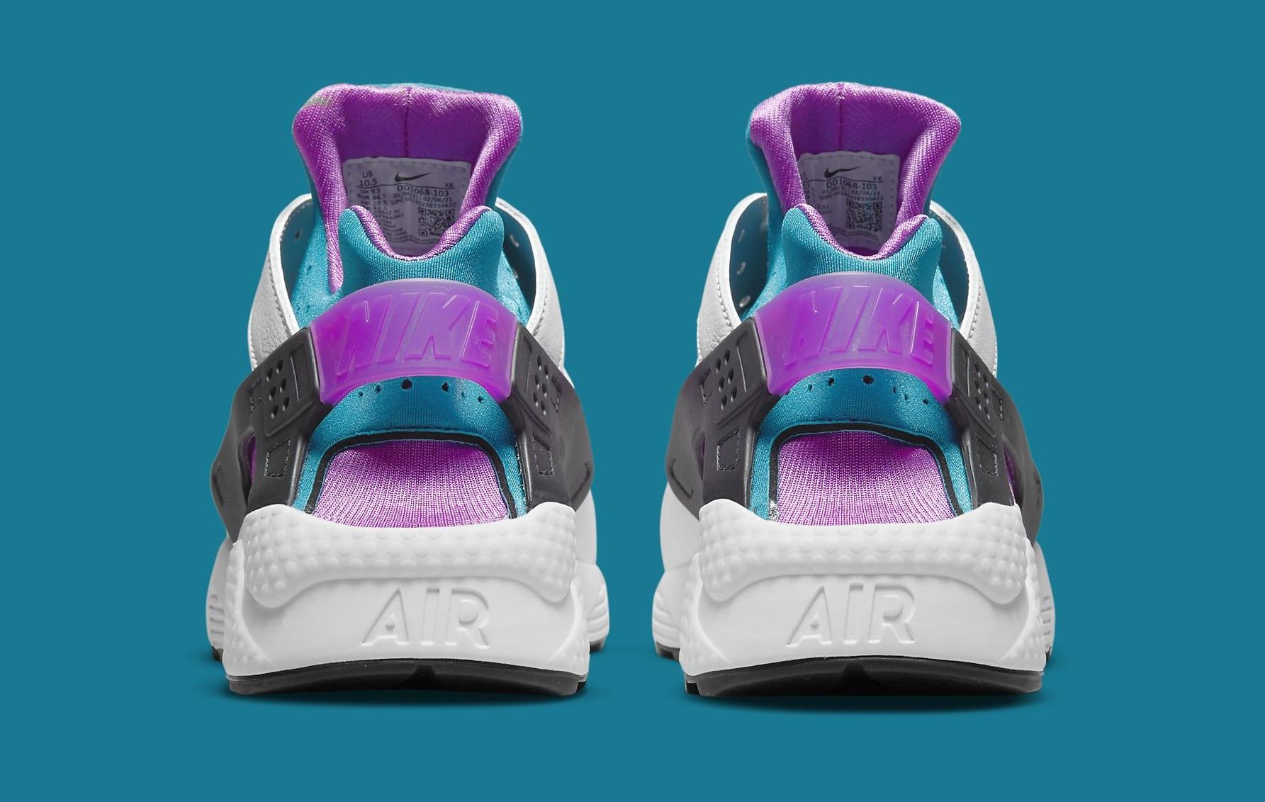 Nike Air Huarache 'Aquatone' DD1068-103 Heel