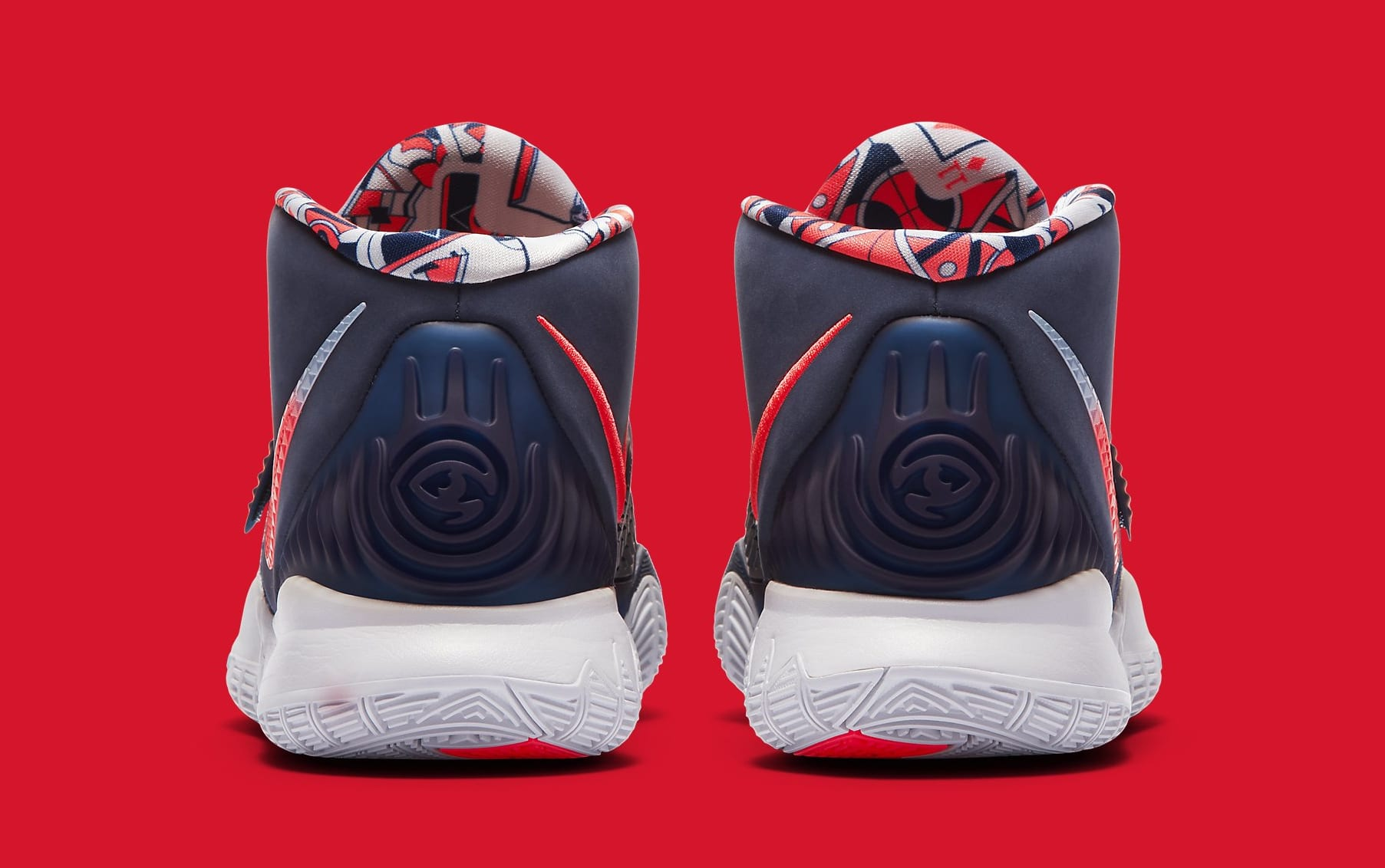 Nike Kyrie 6 Receives Patriotic Makeover: Photos